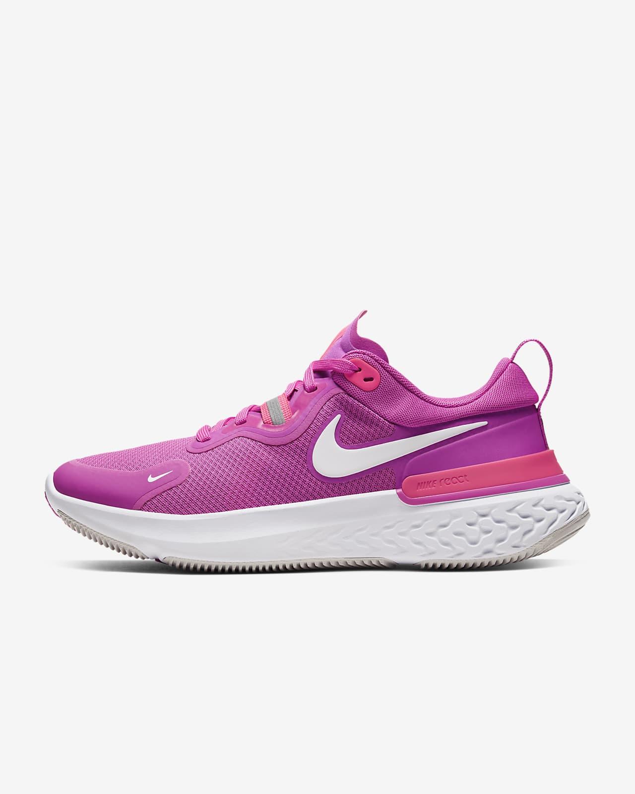 Damskie buty do biegania Nike React Miler