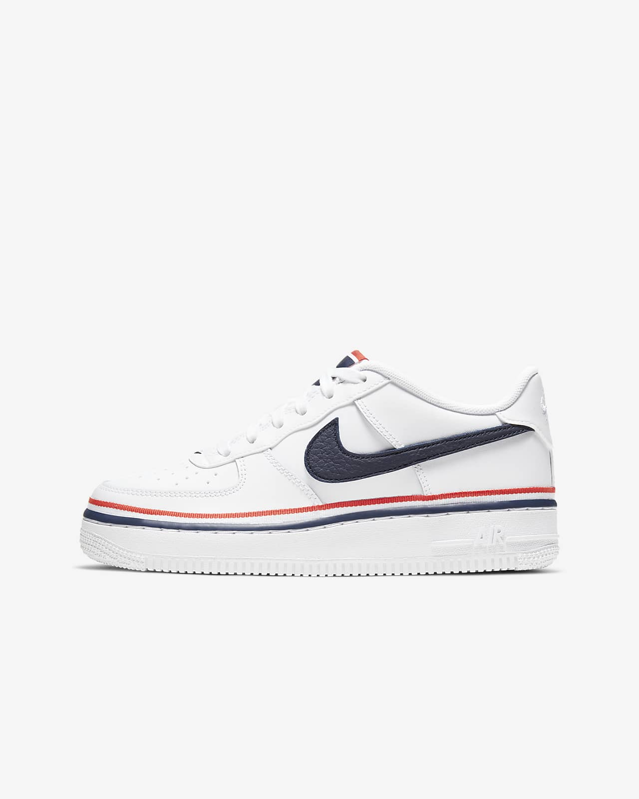 Nike Air Force 1 Lv8 1 Big Kids Shoe Nike Com