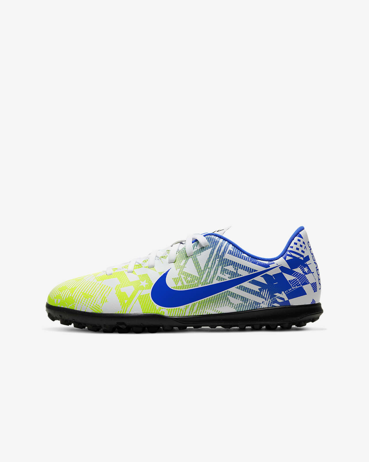 Nike Jr. Mercurial Vapor 13 Club Neymar Jr. TF Younger/Older Kids' Artificial-Turf Football Shoe