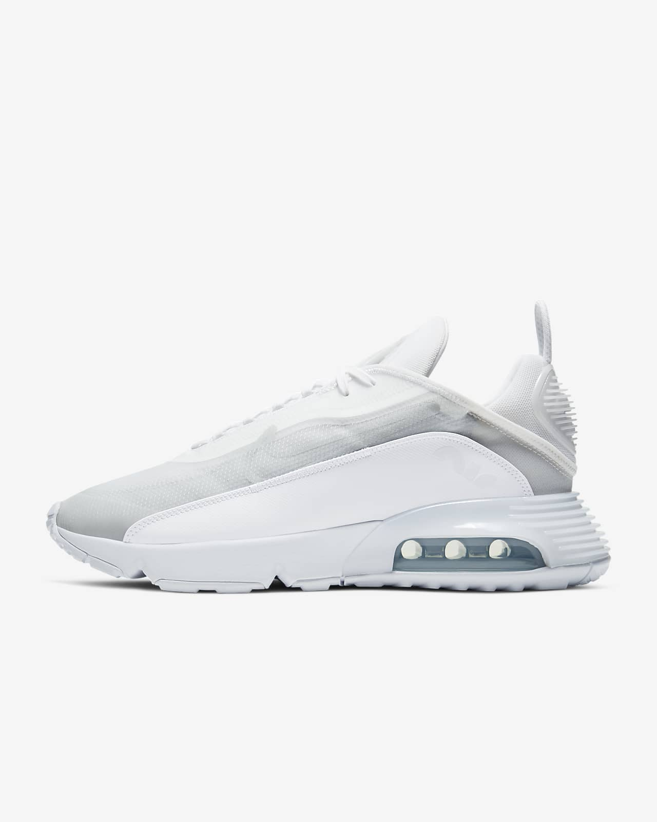 chaussure blanc nike homme