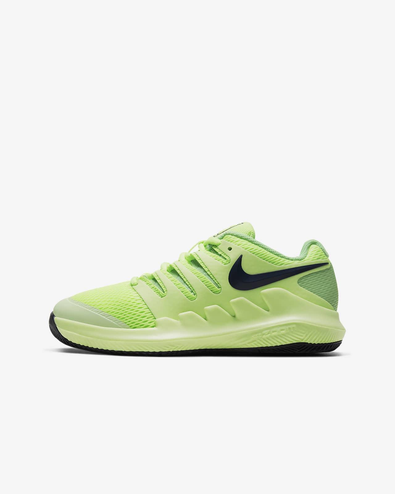NikeCourt Jr. Vapor X Tennisschuh für jüngere/ältere Kinder