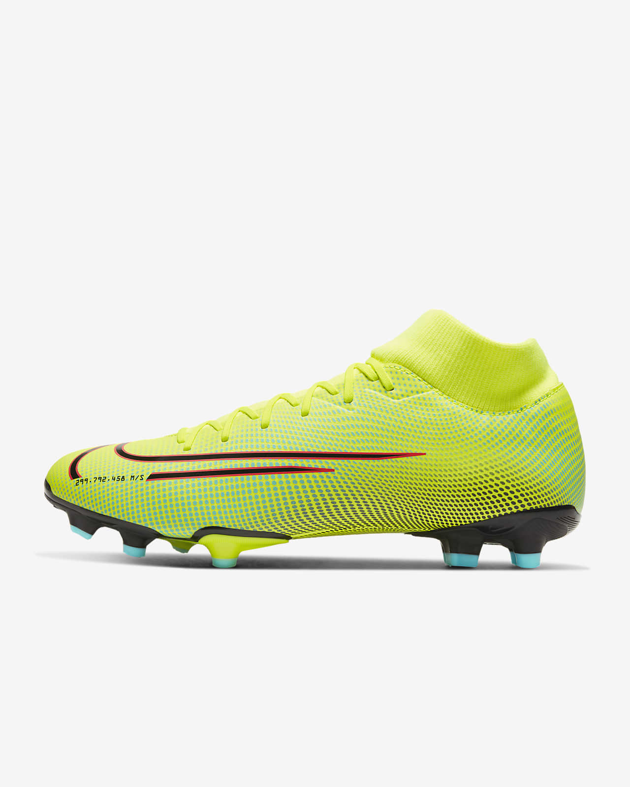 Chaussure de football multi surfaces à crampons Nike Mercurial Superfly 7 Academy MDS MG