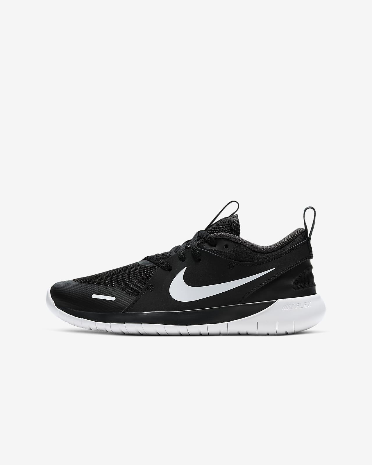 Nike Flex Contact 4 Big Kids' Running Shoe