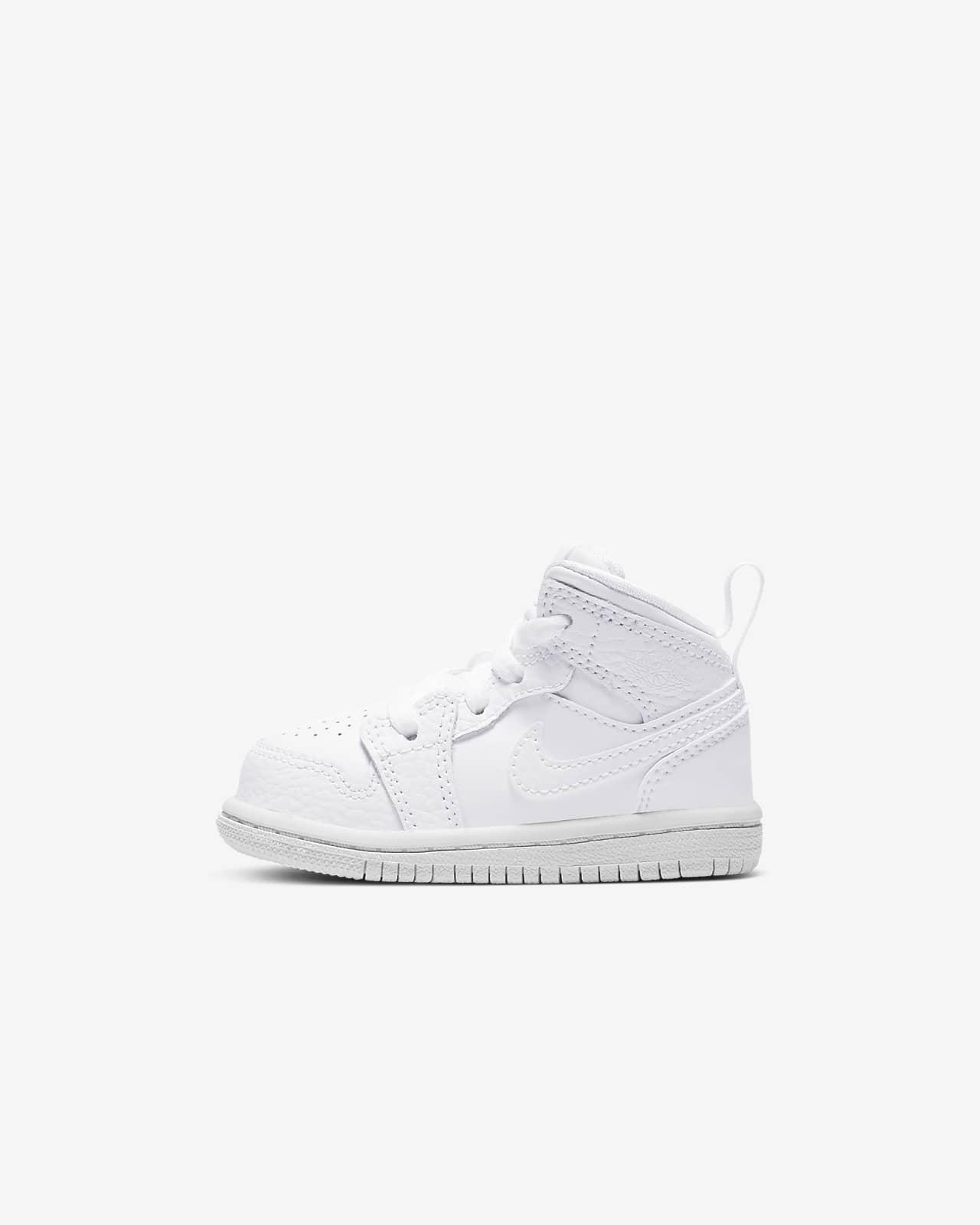 Jordan 1 Mid Baby and Toddler Shoe. Nike CA