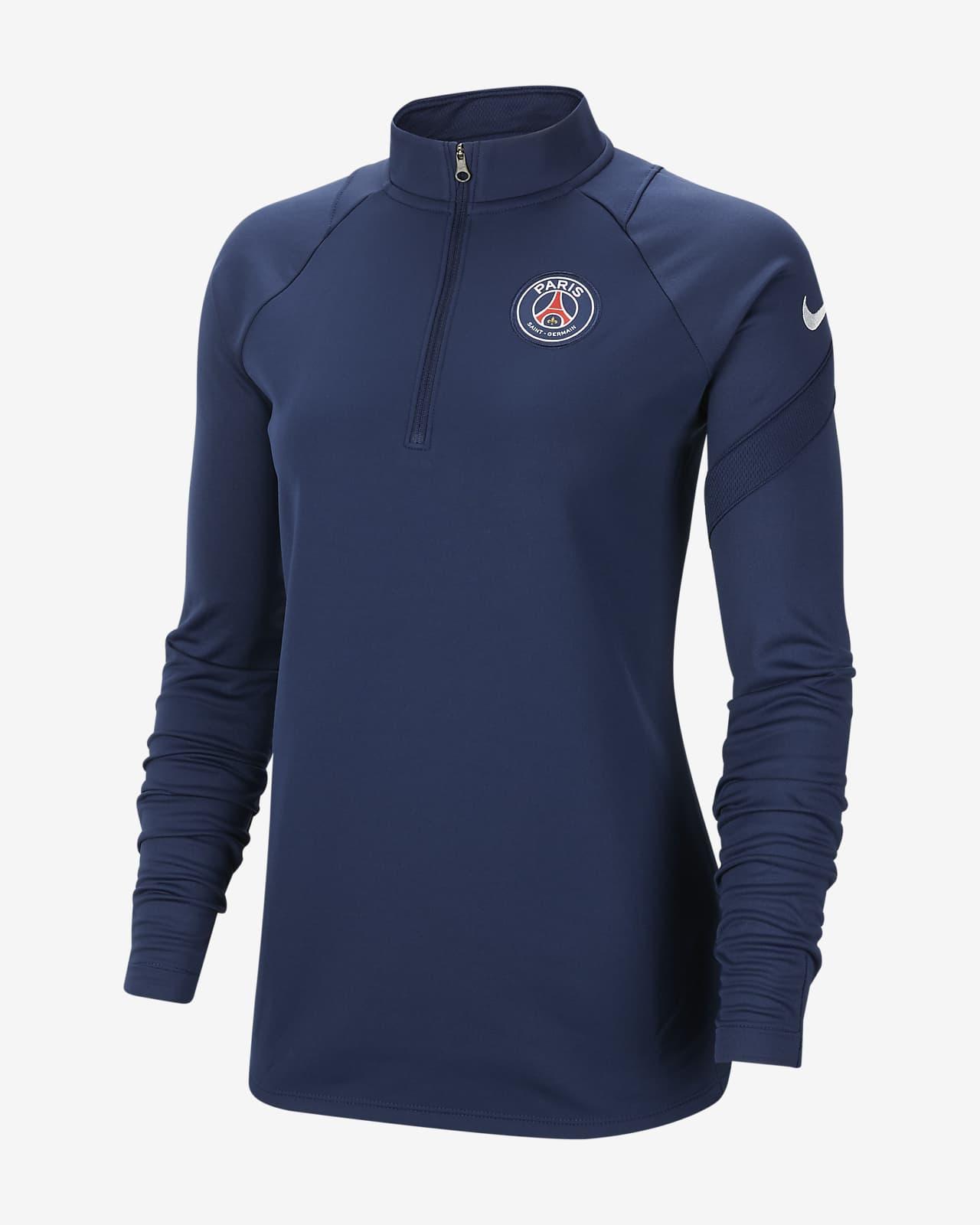 Camiseta de entrenamiento de fútbol para mujer Paris Saint-Germain Academy Pro