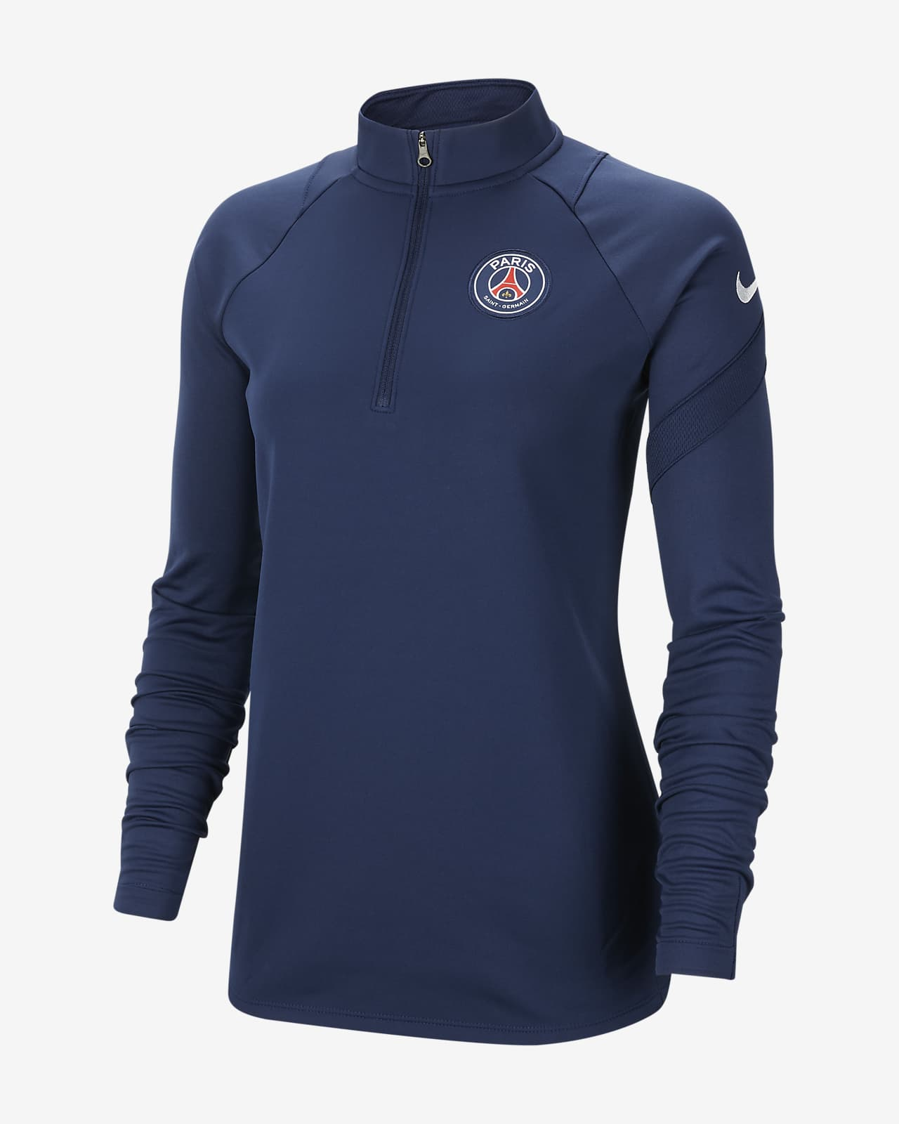 Paris Saint-Germain Academy Pro Drill-Fußballoberteil für Damen