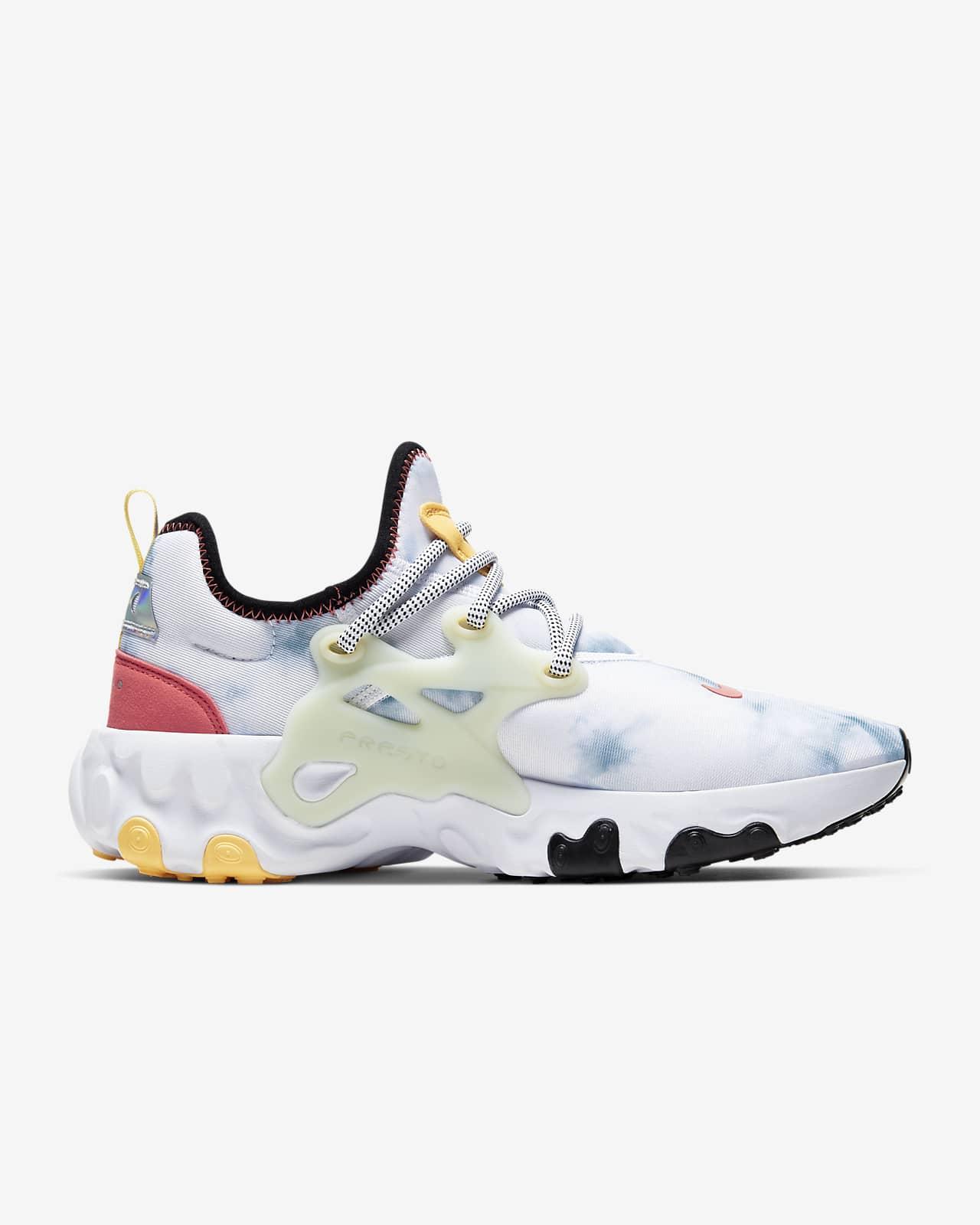 Nike React Presto Men's Shoe. Nike.com