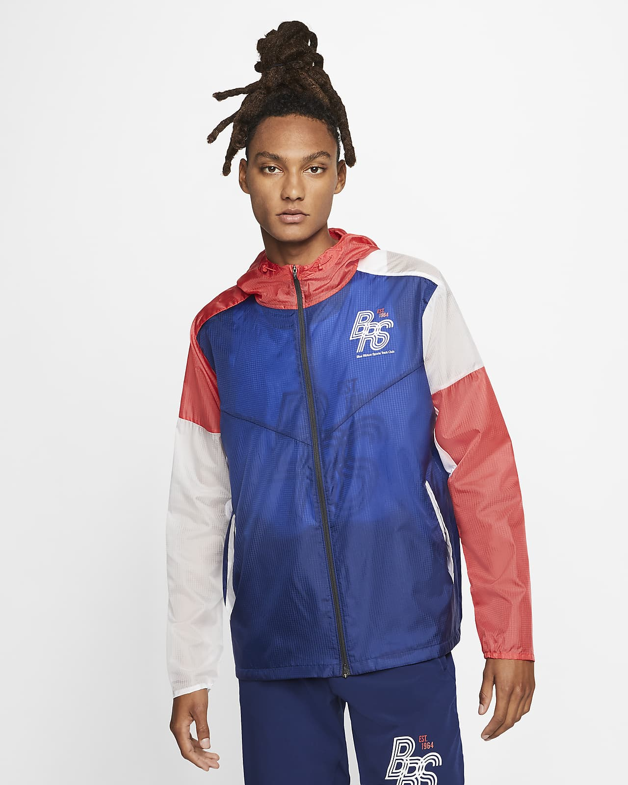 Беговая куртка Nike Blue Ribbon Sports