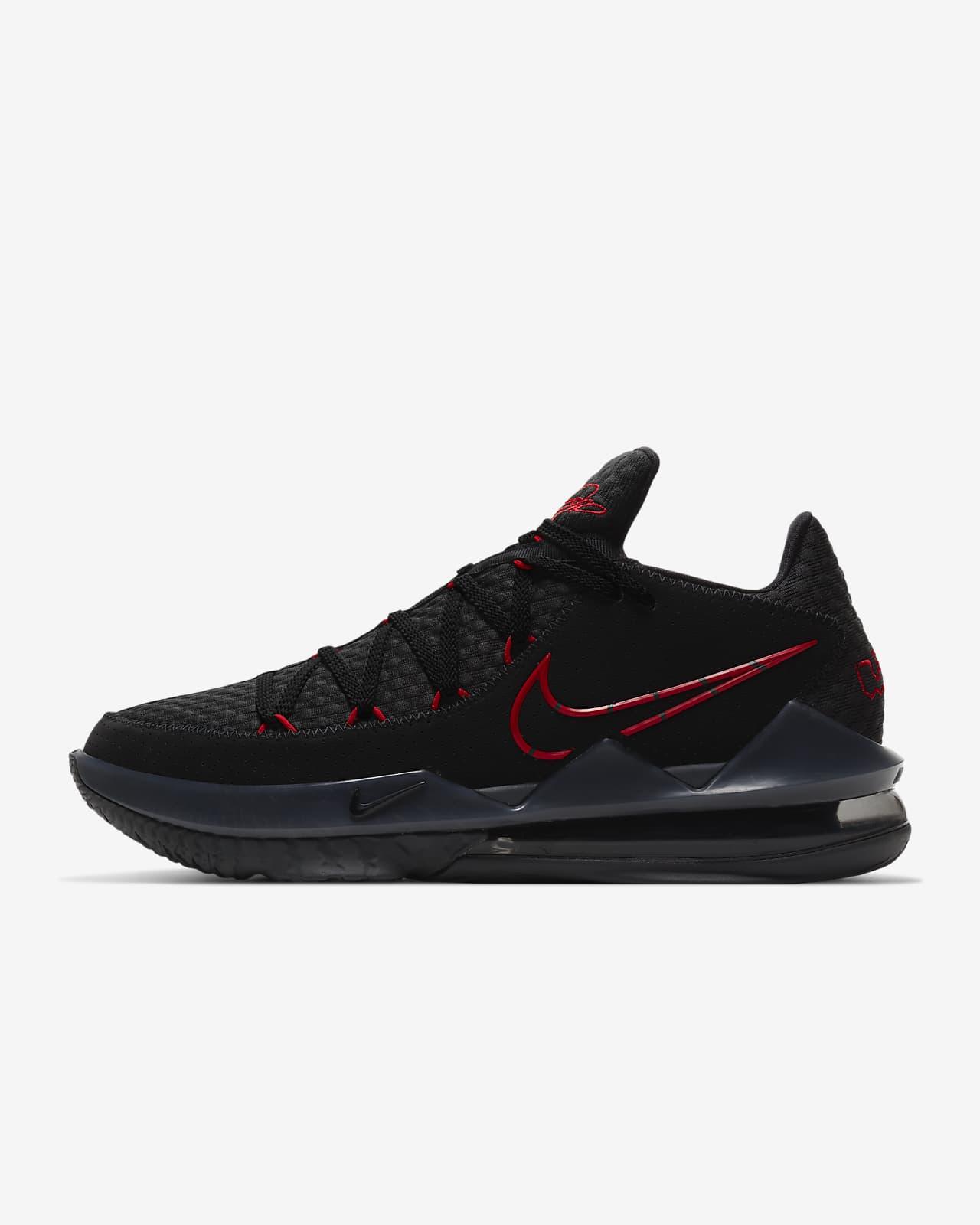 LeBron 17 Low Basketball Shoe. Nike NL