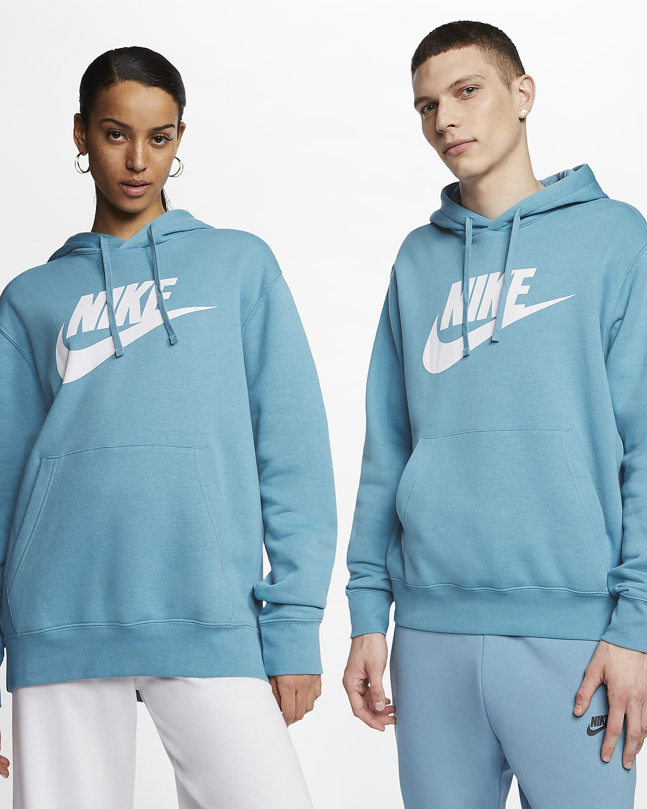 Nike Sportswear Club Fleece Graphic Pullover Hoodie