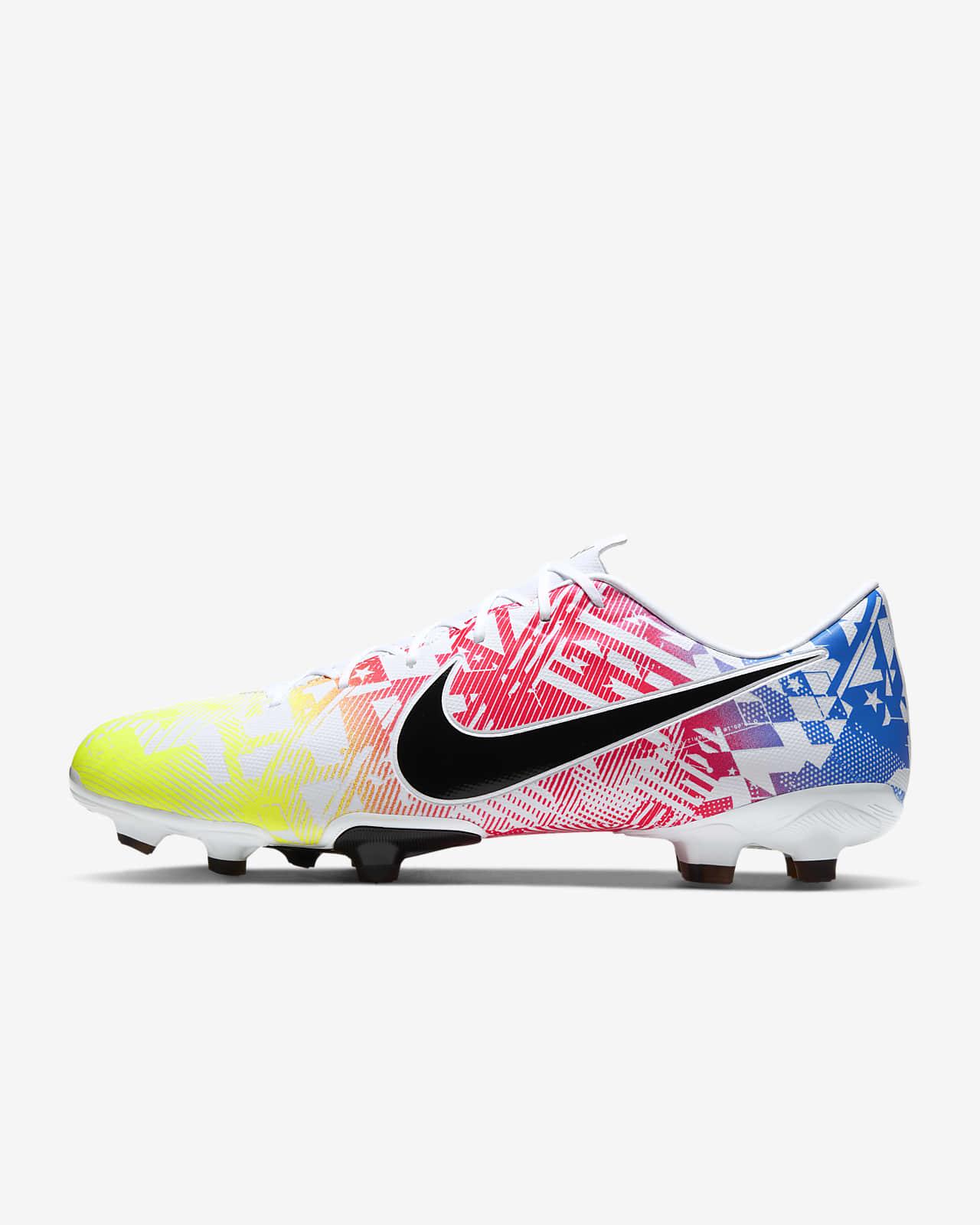 exageración Acuerdo Prohibir  Nike Mercurial Vapor 13 Academy Neymar Jr. MG Multi-Ground Soccer Cleat.  Nike.com