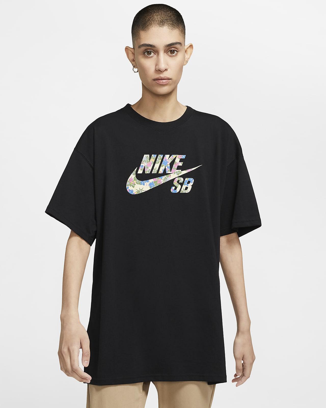 Nike SB Skateboard-T-Shirt mit Logo für Herren