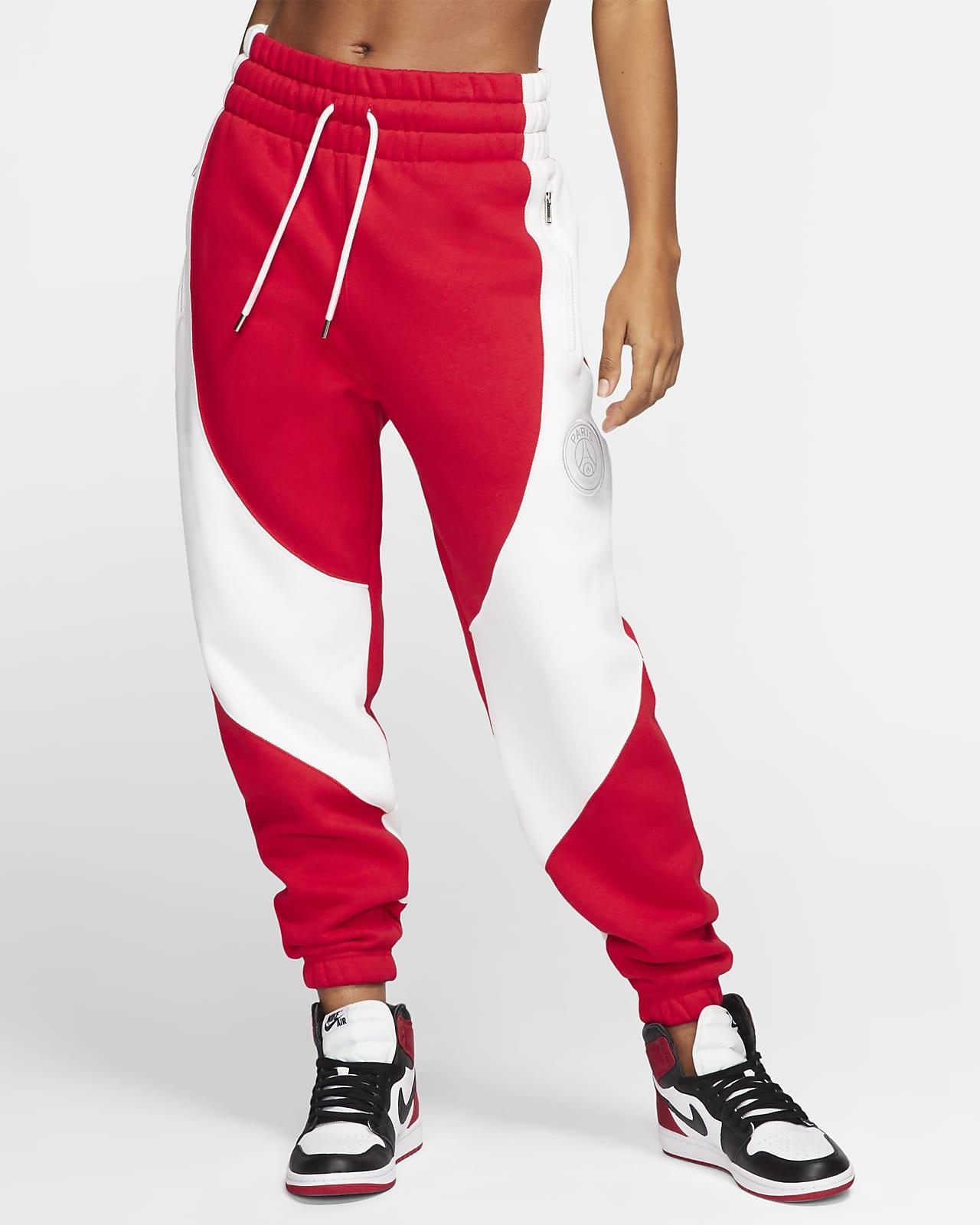 Pantalon en tissu Fleece Paris Saint-Germain pour Femme