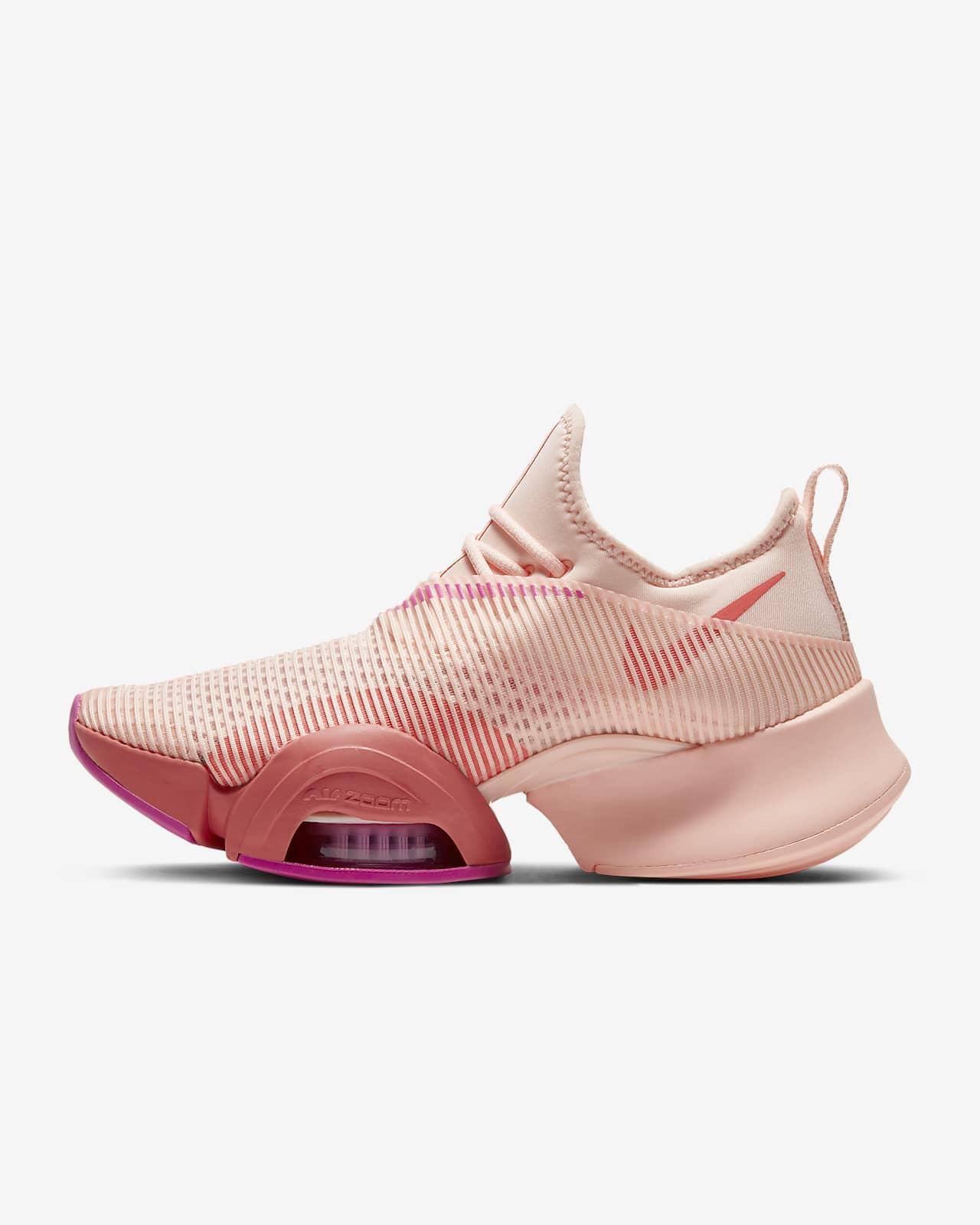 Damskie buty do treningu HIIT Class Nike Air Zoom SuperRep