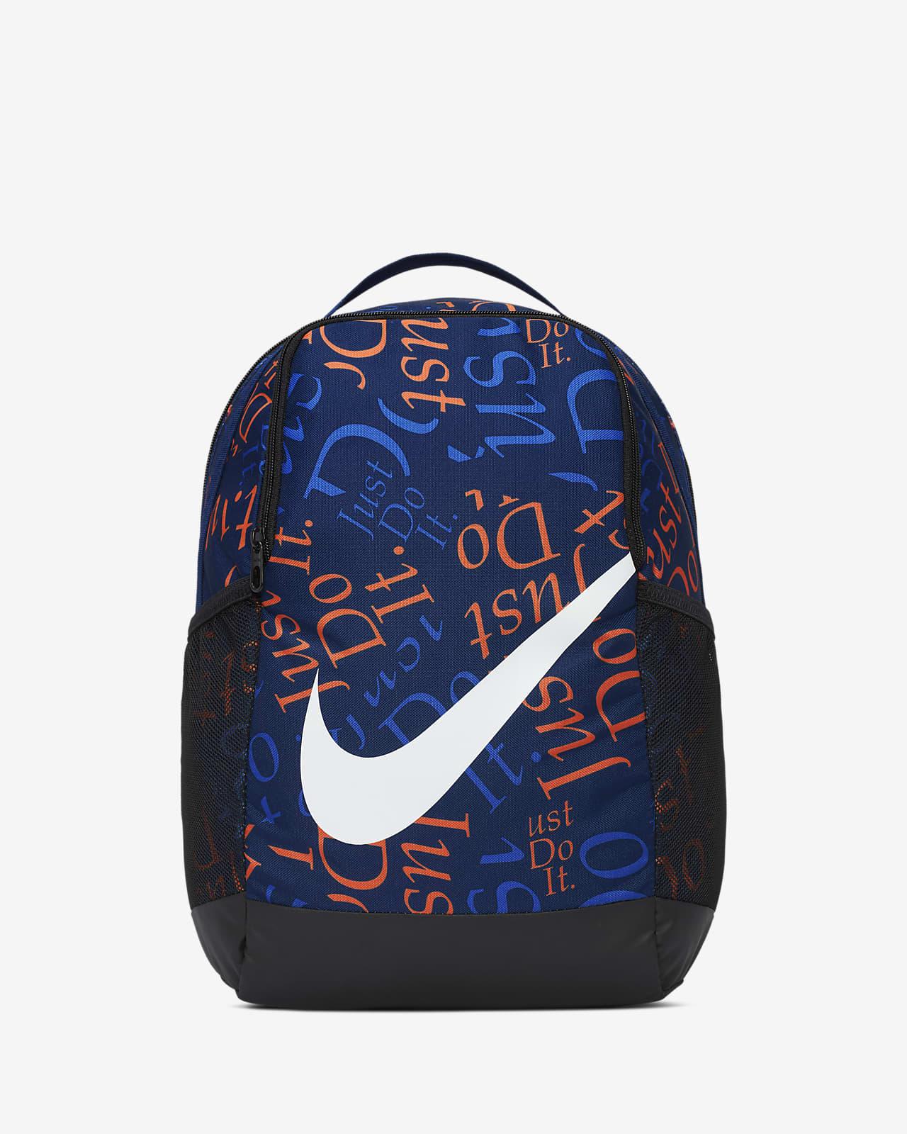 Sac à dos imprimé Nike Brasilia pour Enfant