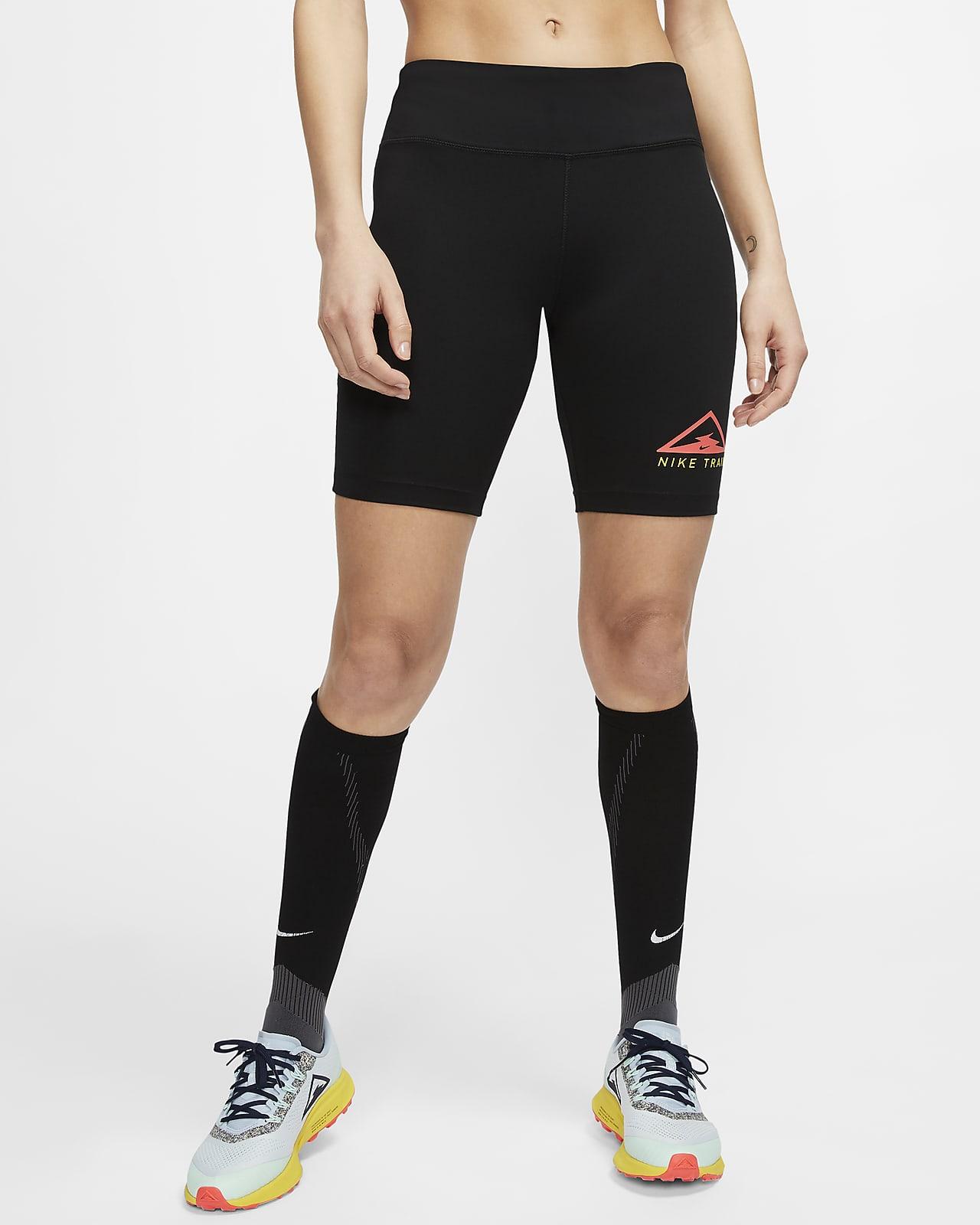 Nike Fast Trailrunningshorts voor dames (18 cm)