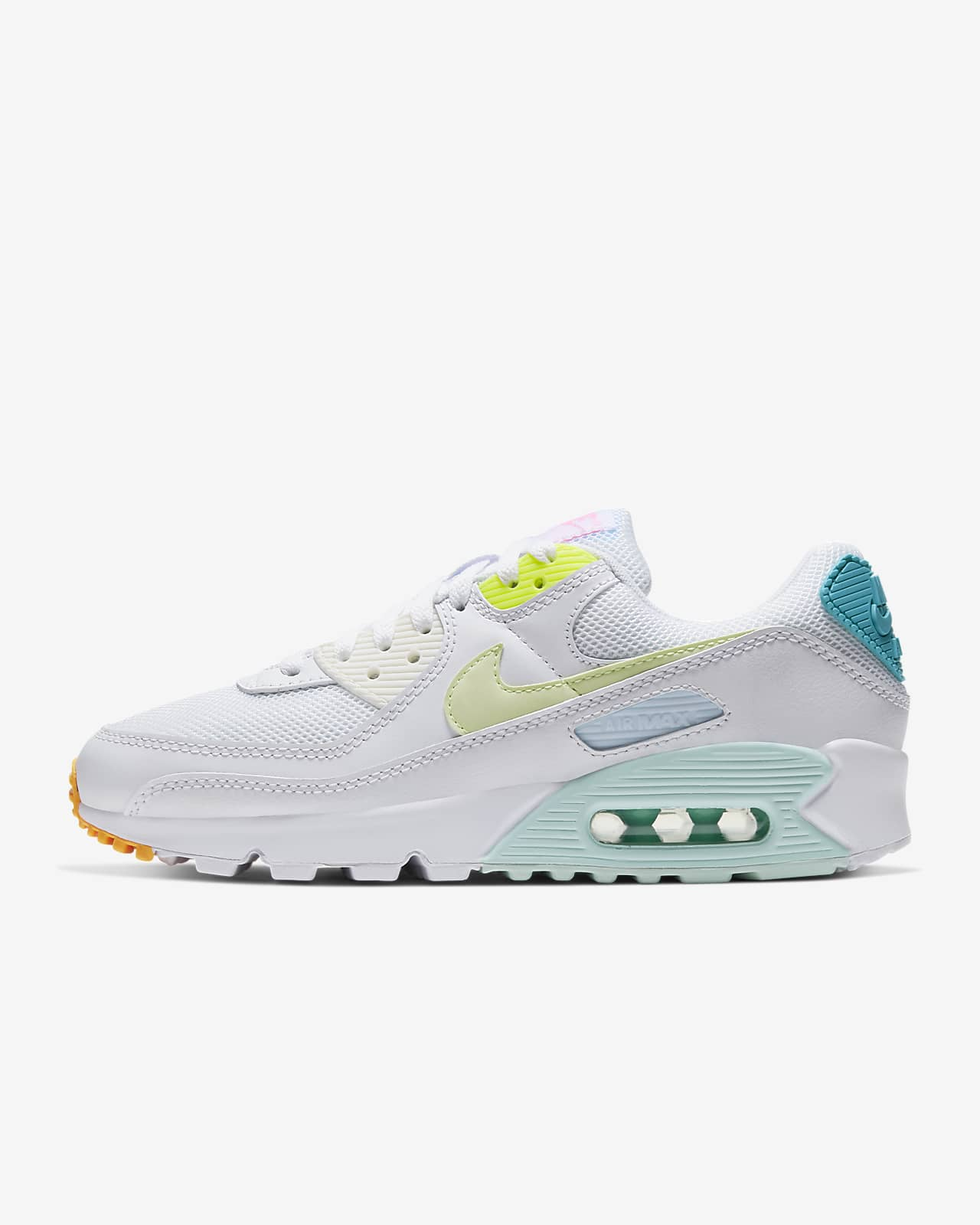 nike femme chaussures pastel