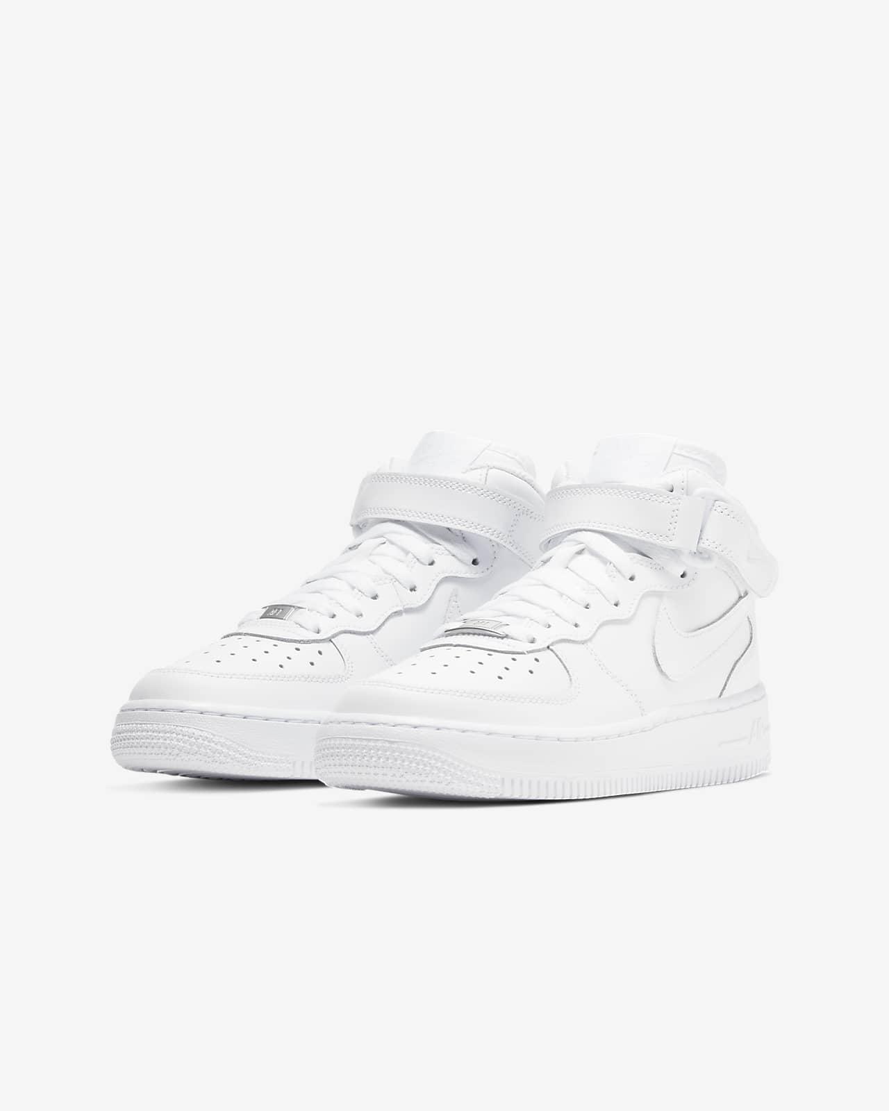 Nike Air Force 1 Mid 06 Kids' Shoe. Nike DK