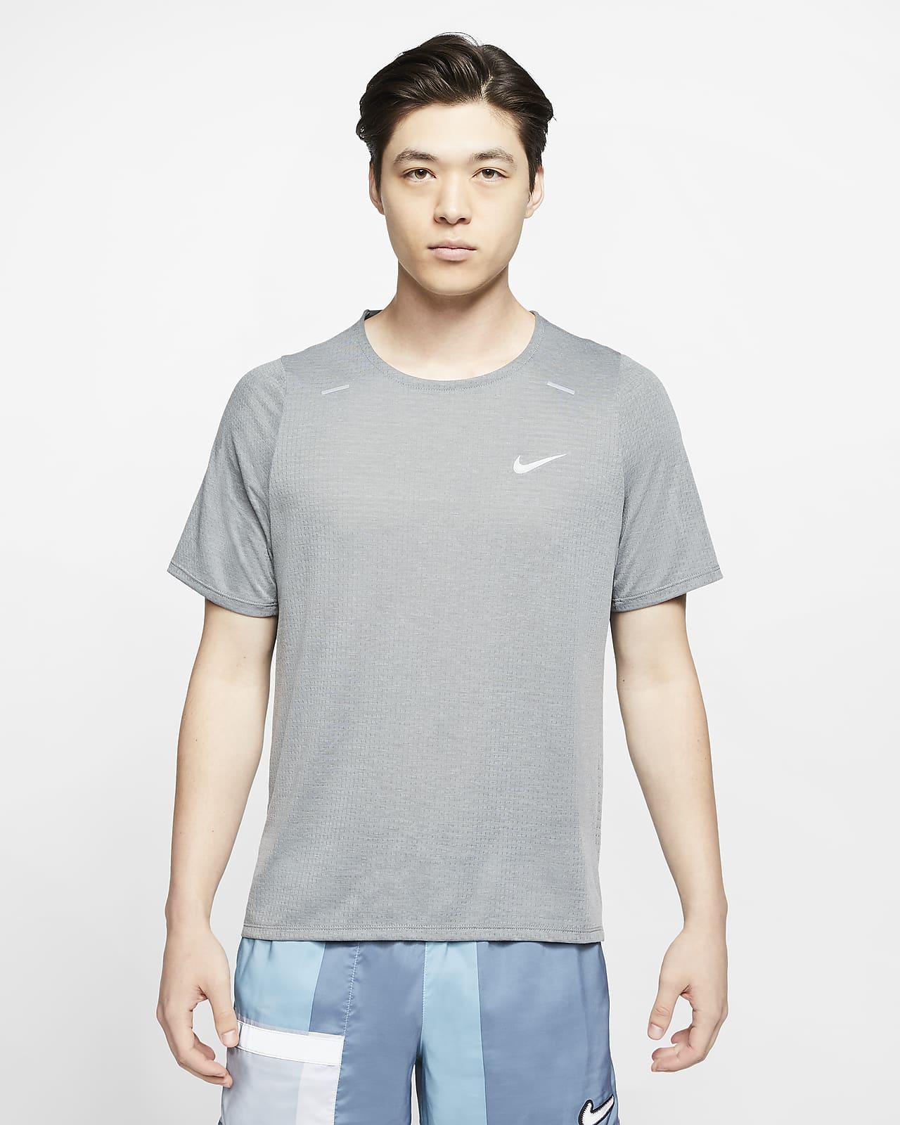 เสื้อวิ่งผู้ชาย Nike Rise 365