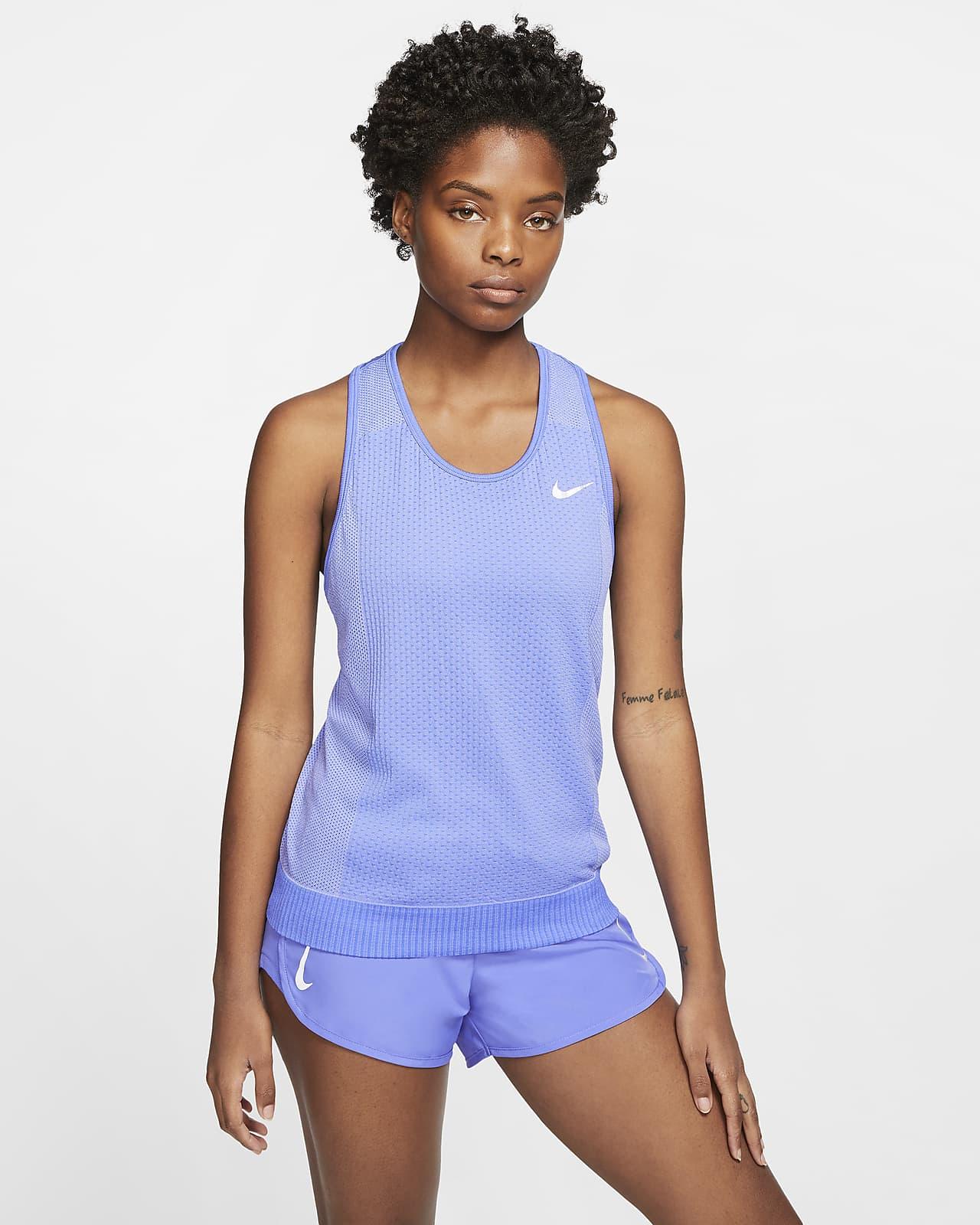 Nike Infinite Camiseta de tirantes de running - Mujer