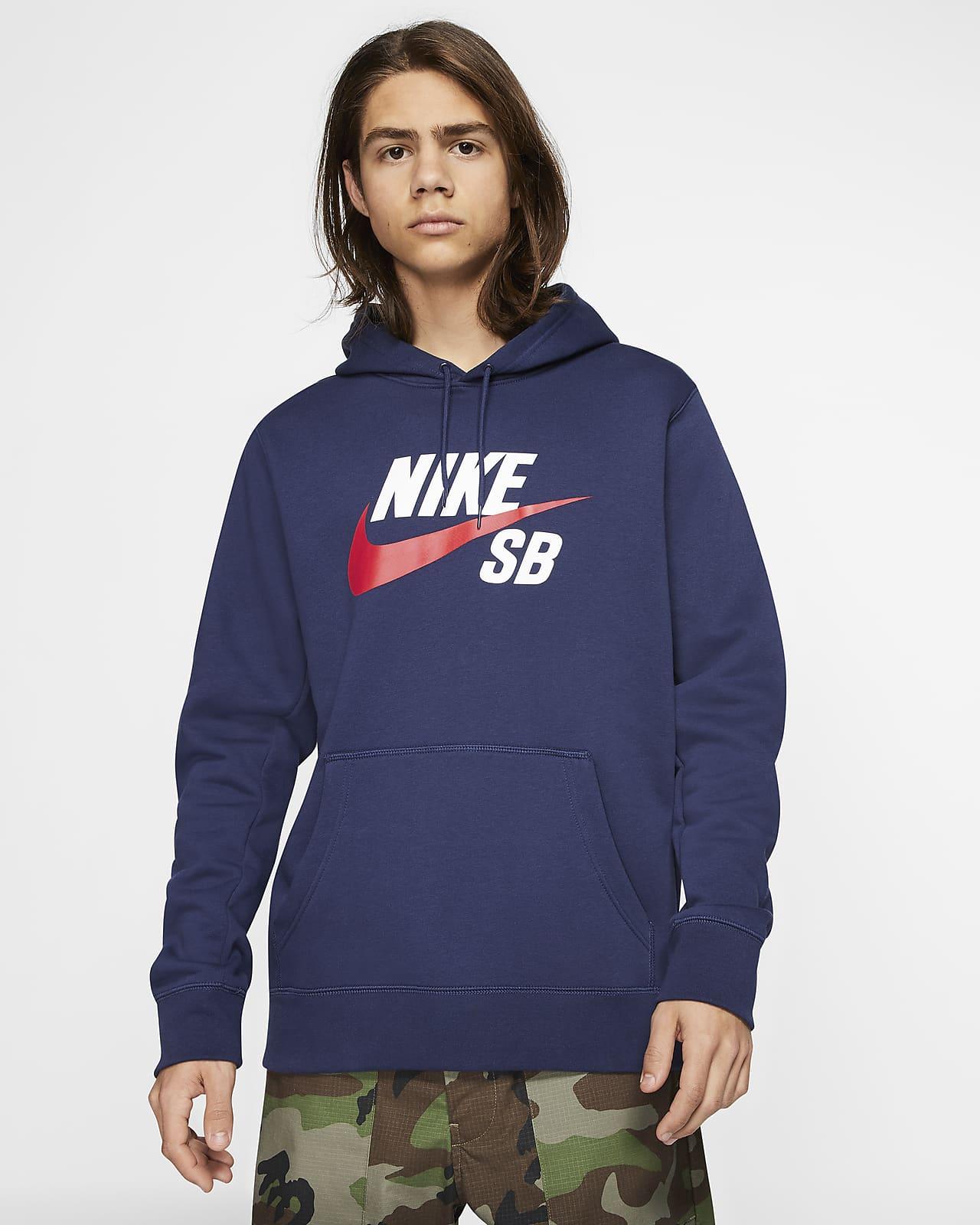 Nike SB Icon Skateboard Hoodie