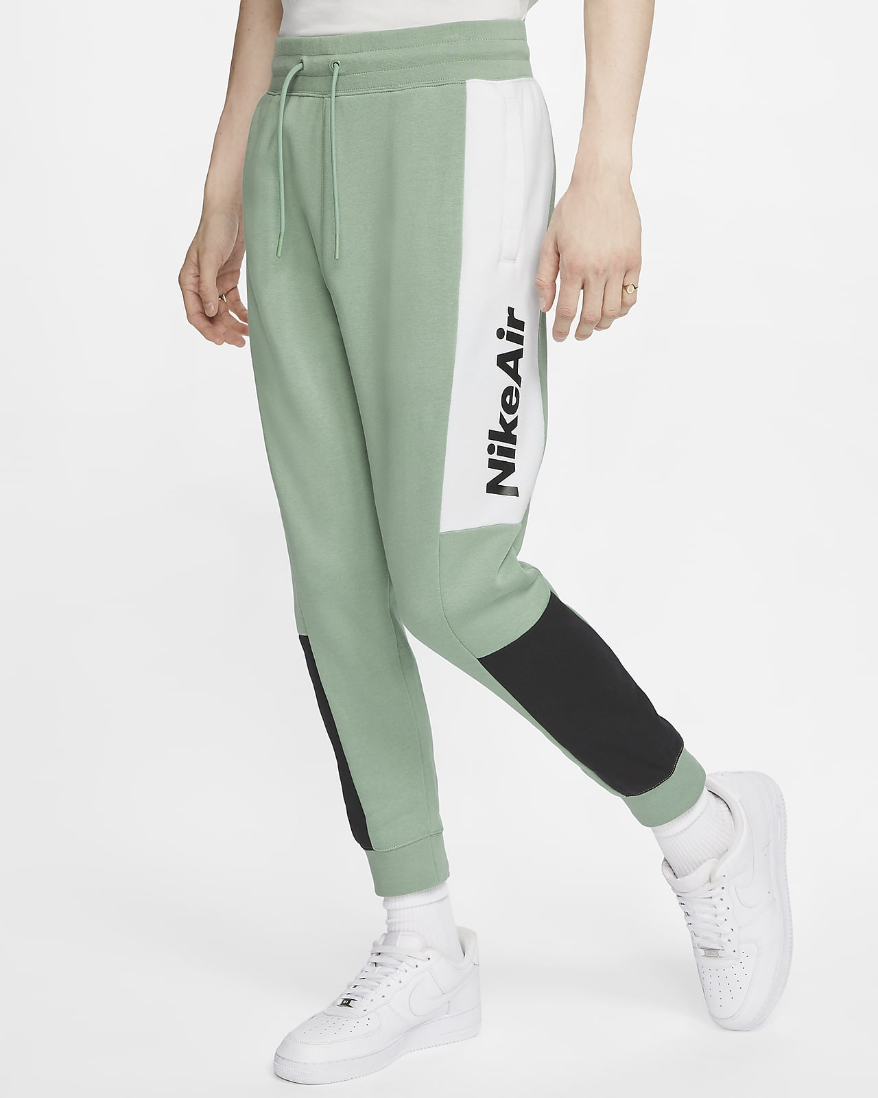 Nike Air Men's Fleece Trousers. Nike FI