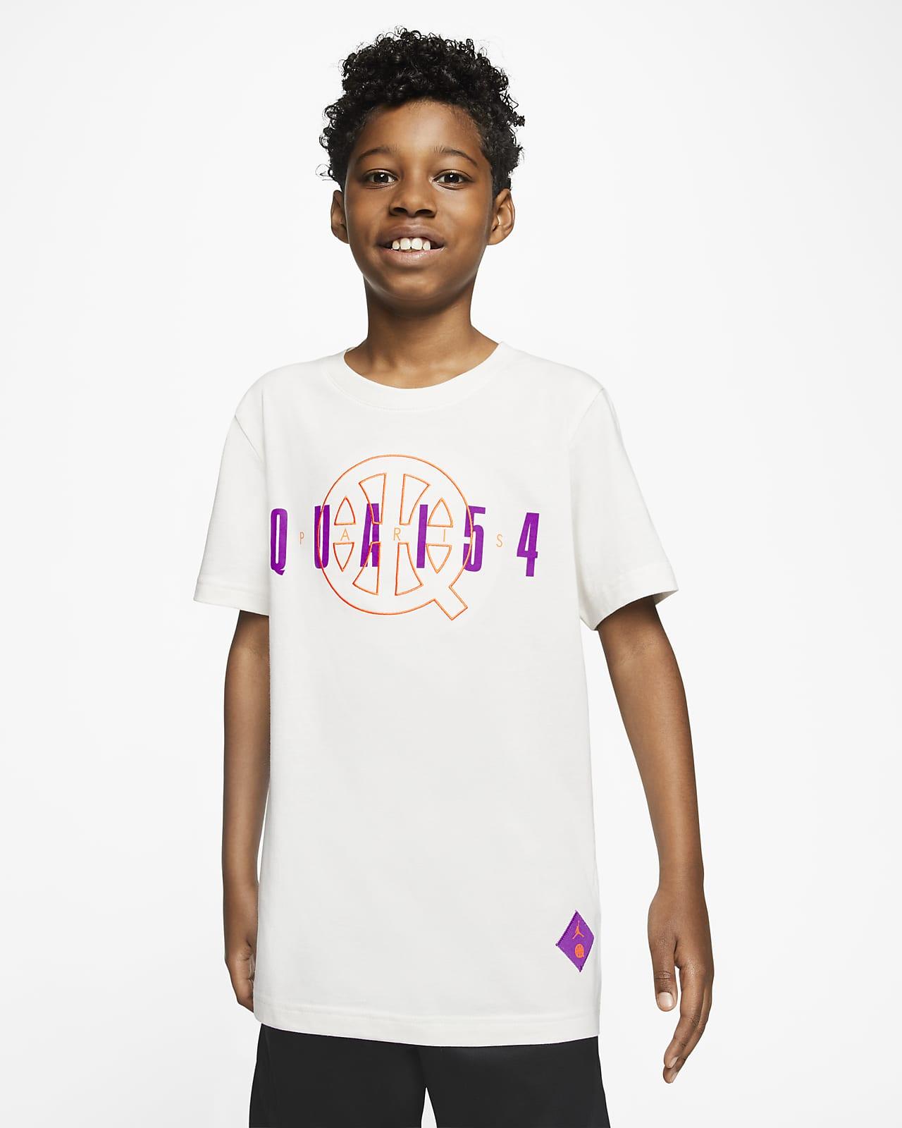 Tee-shirt Jordan Quai 54 pour Garçon plus âgé