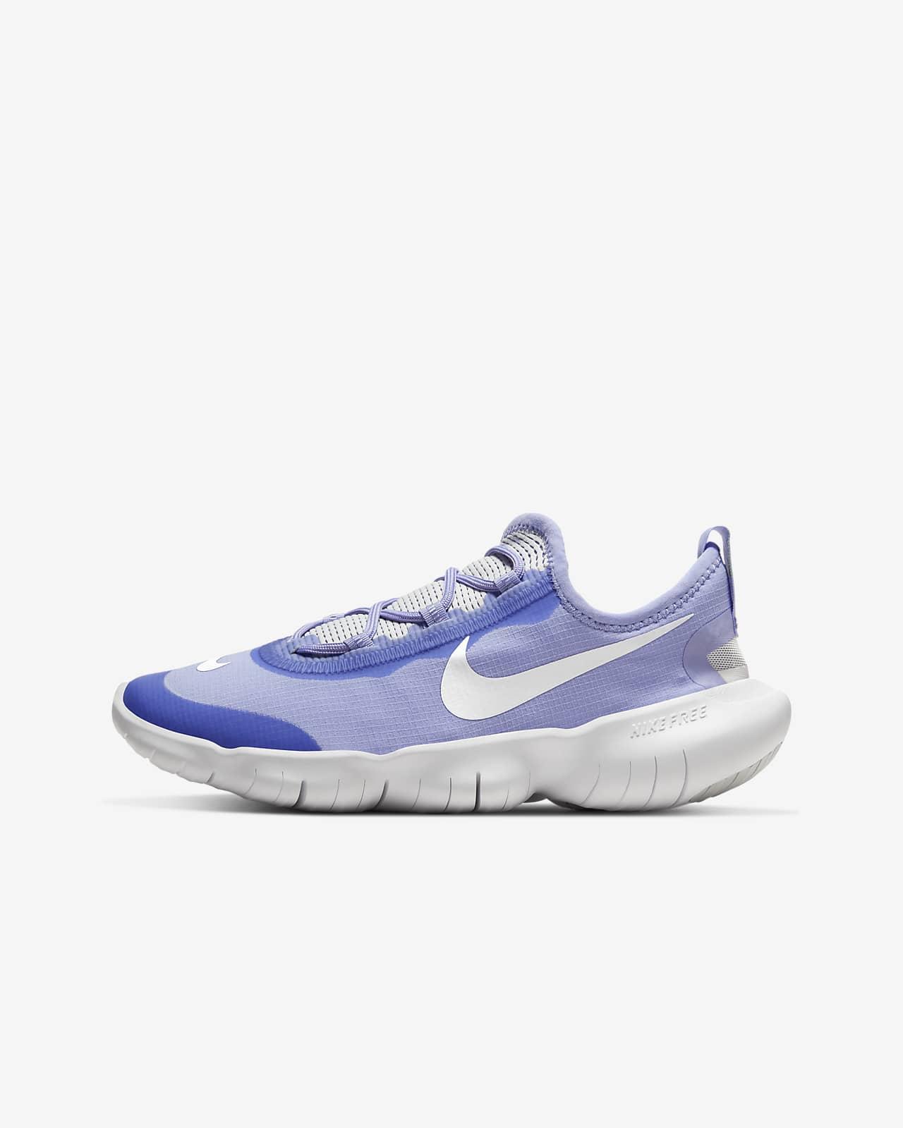 Nike Free RN 5.0 2020 (GS) 大童跑步童鞋