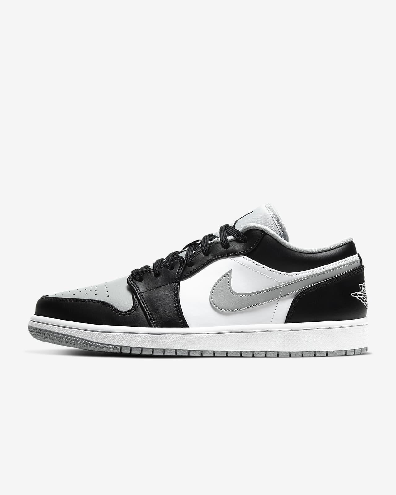 jordan 1 grey and black