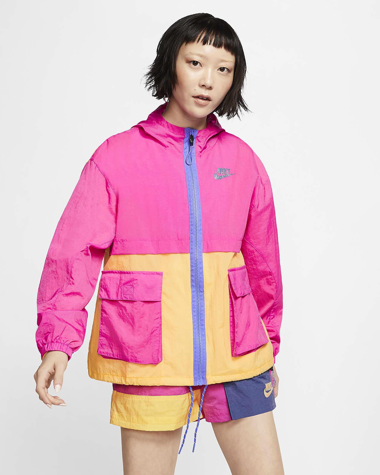 Nike Sportswear Icon Clash Women's Woven Jacket