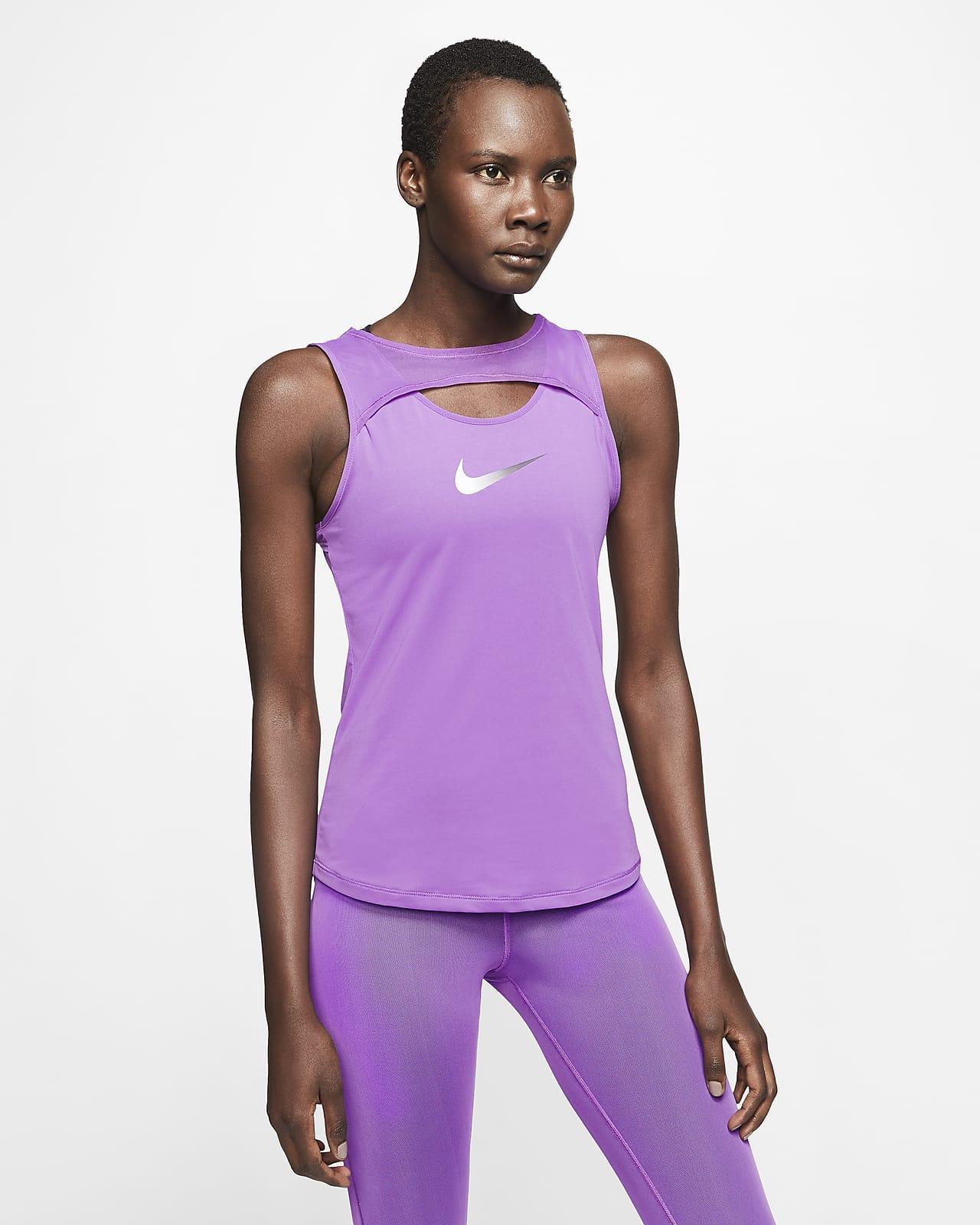 Nike-løbetanktop til kvinder