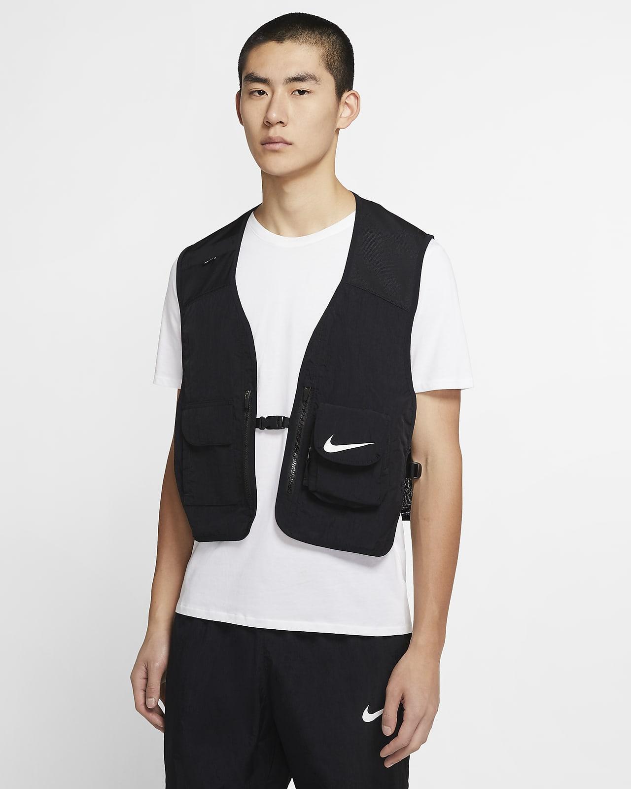 Veste sans manches de football Nike F.C. pour Homme