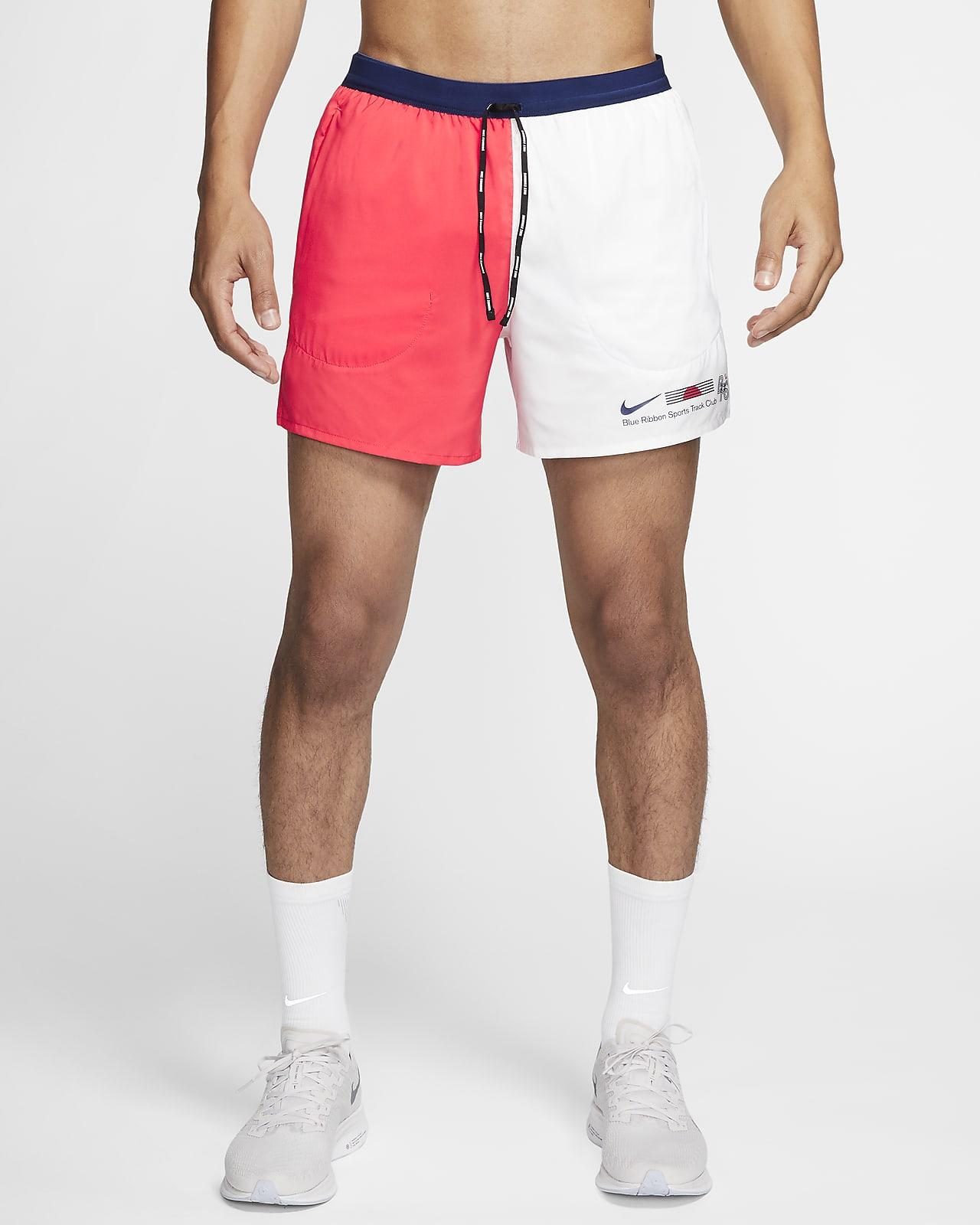 Pánské běžecké kraťasy Nike Flex Stride Blue Ribbon Sports s všitými slipy (délka 13 cm)