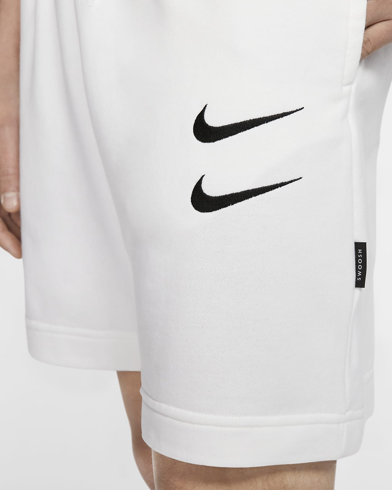 Short en molleton Nike Sportswear Swoosh pour Homme