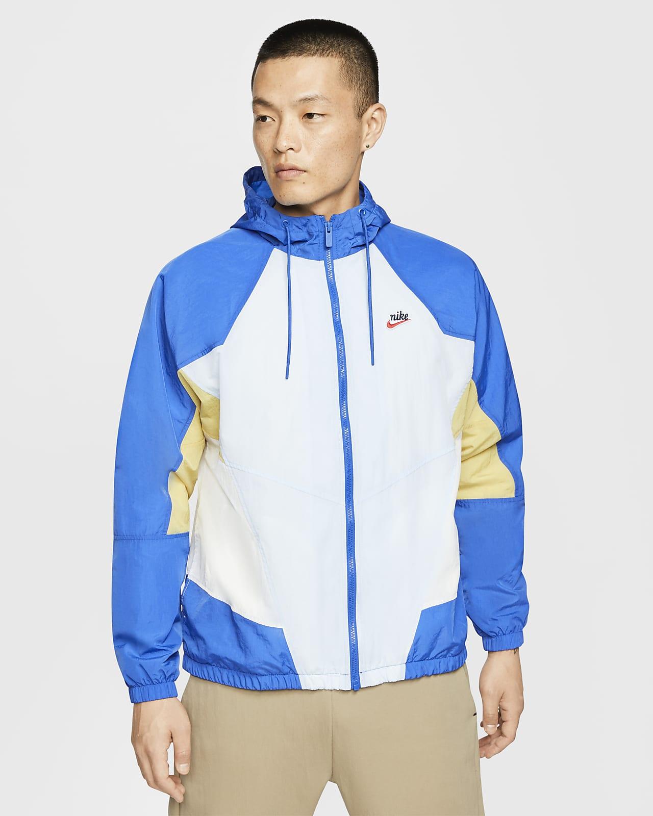 Nike Sportswear Heritage Windrunner Signature Jacket