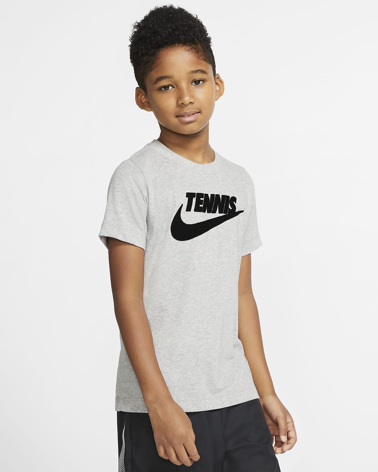 NikeCourt Dri-FIT Big Kids (Boys