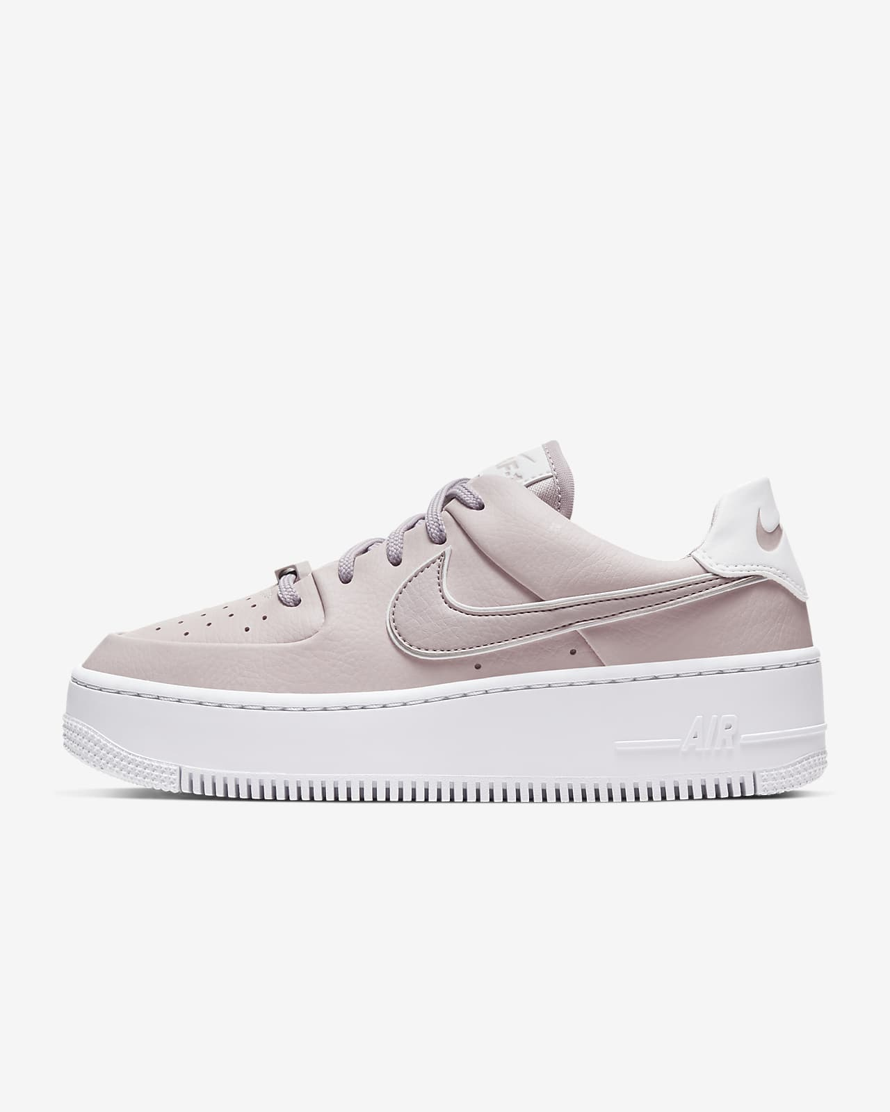 air force 1 sage platinum violet