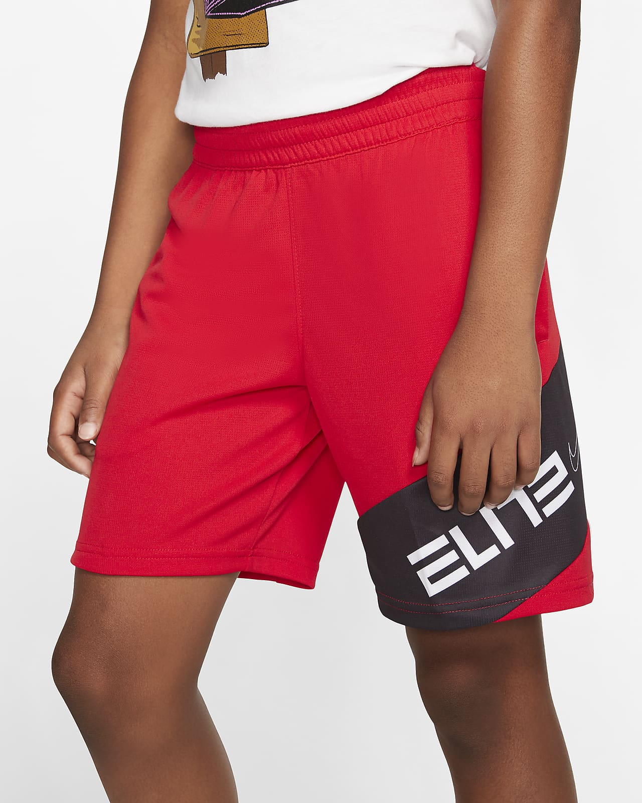Nike Elite Older Kids' (Boys') Graphic Basketball Shorts