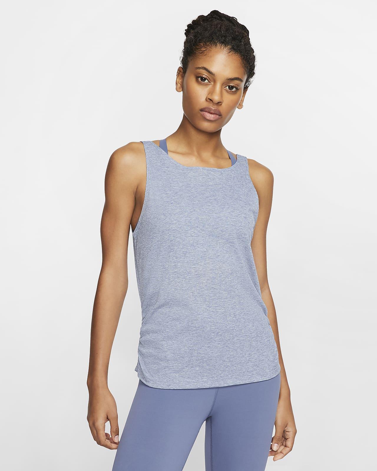 Nike Yoga Women's Ruched Tank