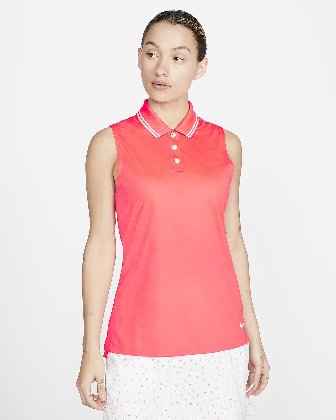 Nike Dri-FIT Victory Women's Sleeveless Golf Polo