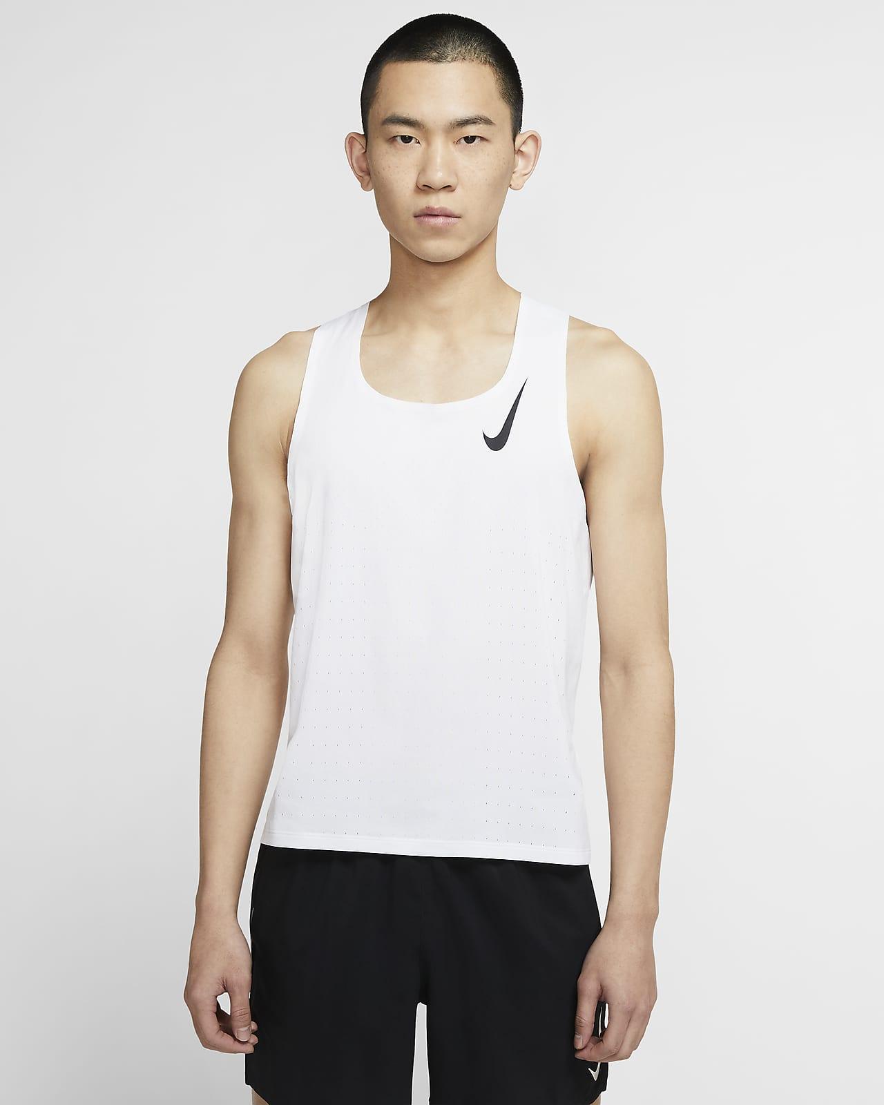 Nike AeroSwift 男款跑步無袖上衣