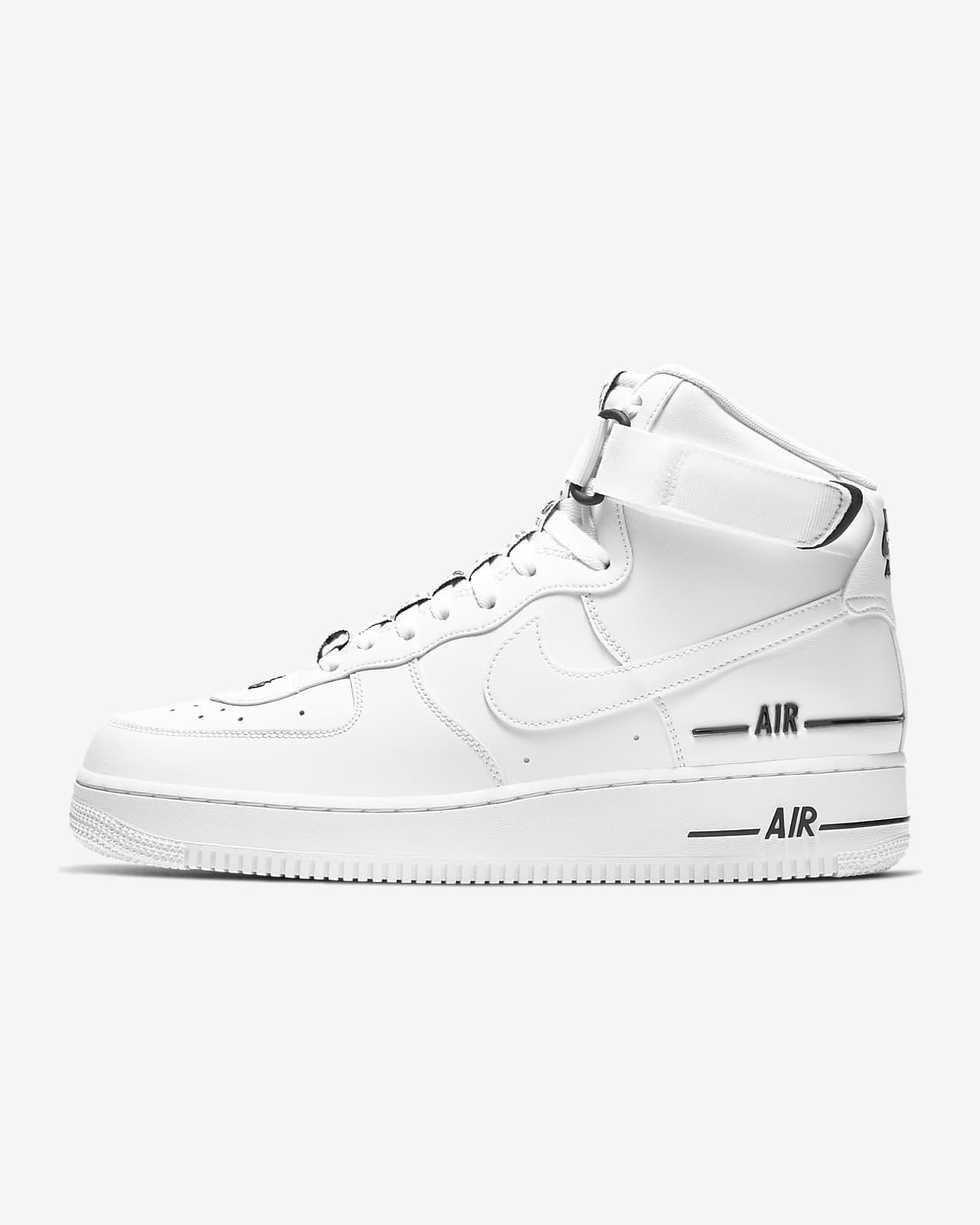 air force 1 type blanca