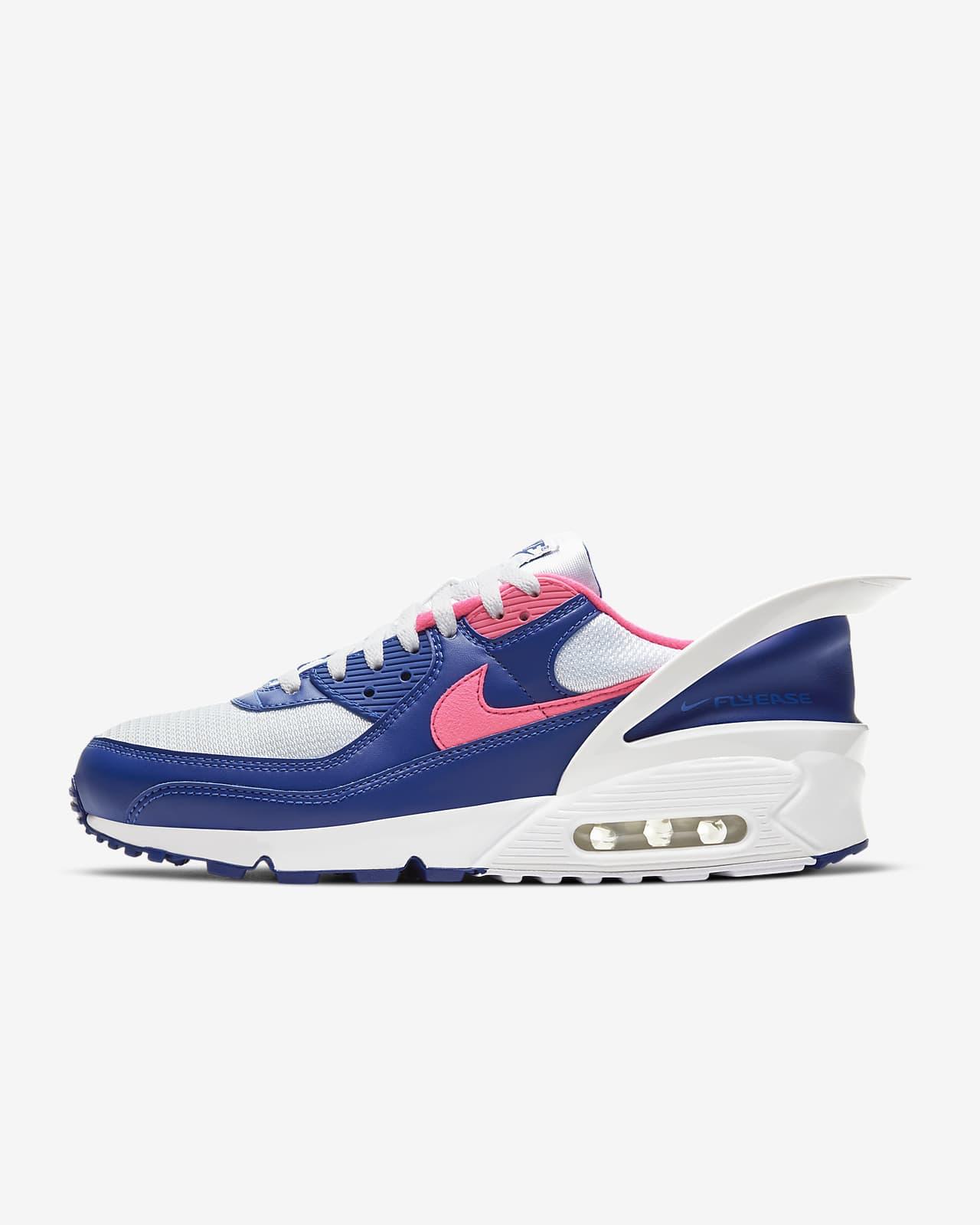 Nike Air Max 90 FlyEase Shoe. Nike AT