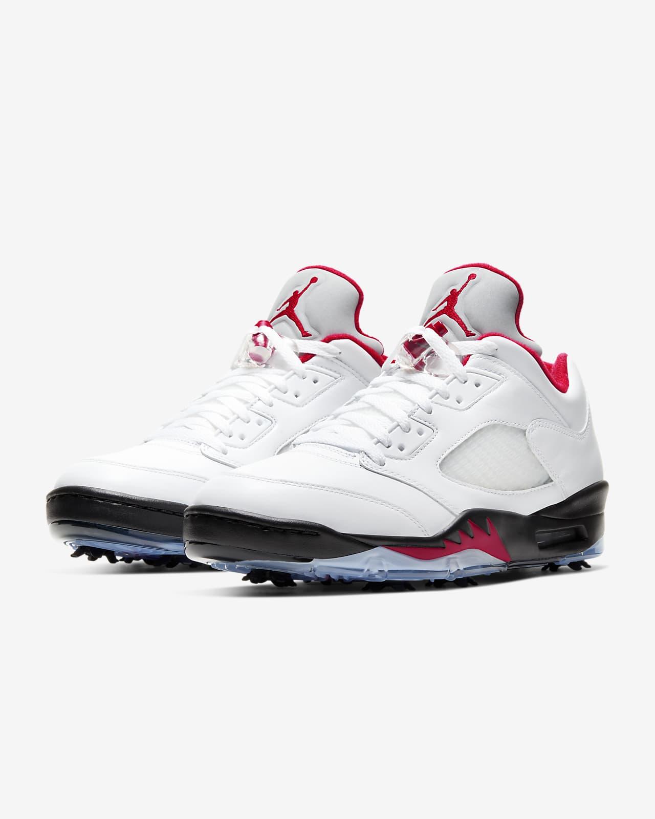 Air Jordan V Low Golf Shoe. Nike.com