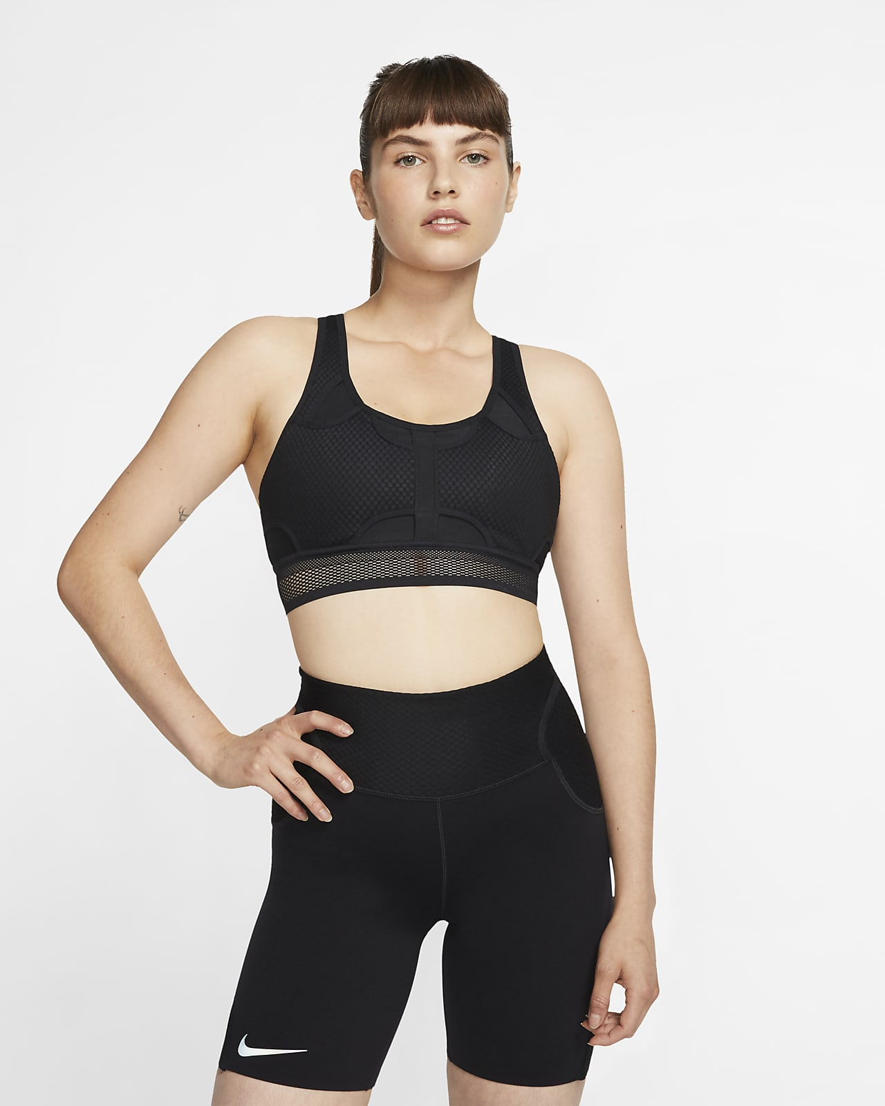 Nike Swoosh UltraBreathe Women's Medium-Support Non-Padded Sports Bra