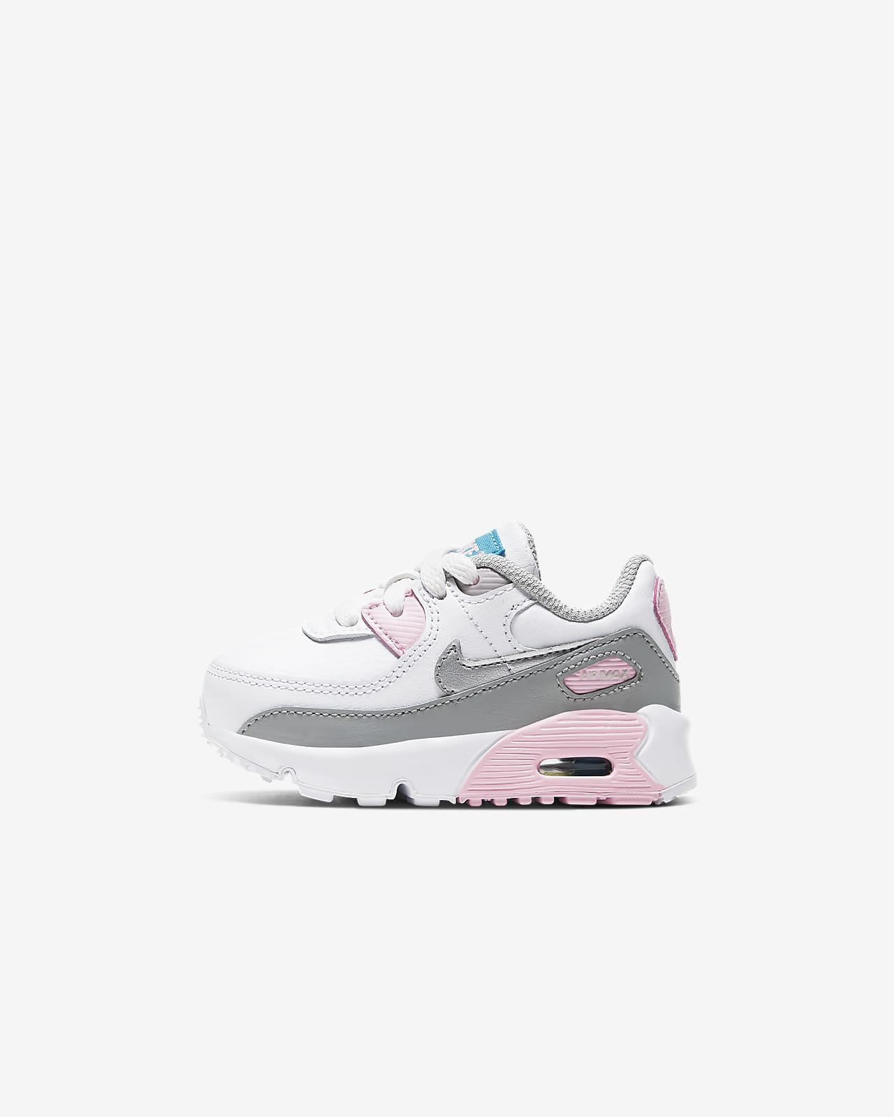 air max enfant fille blanche