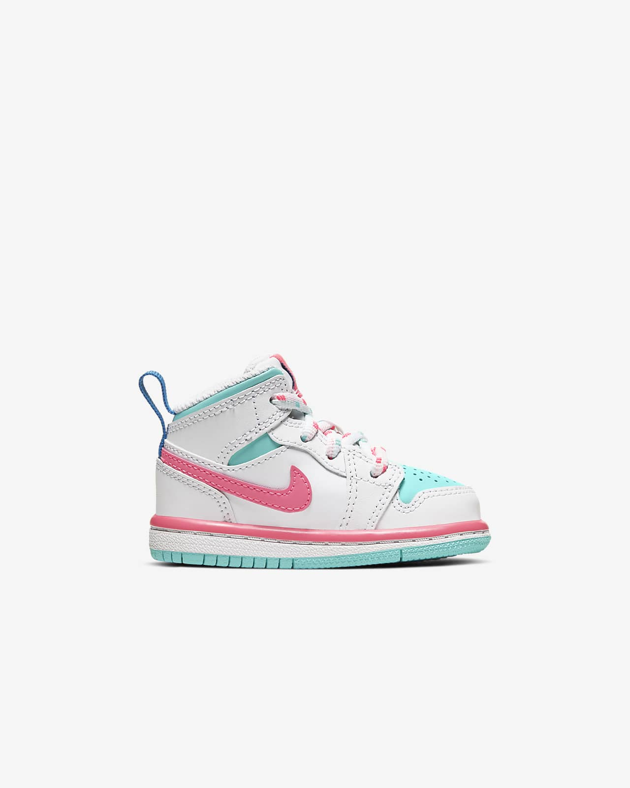 Jordan 1 Mid Infant Toddler Shoe Nike Com