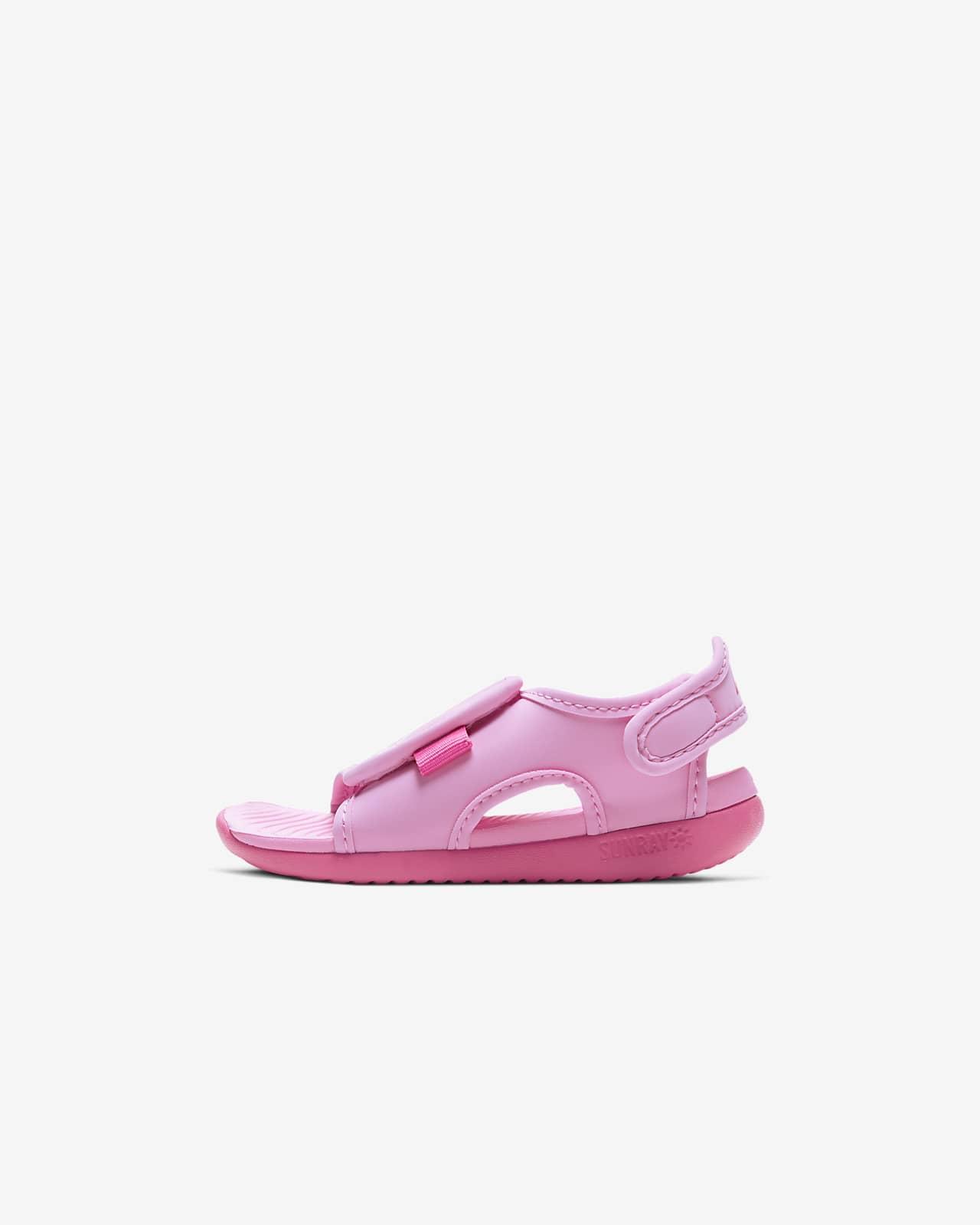 Nike Sunray Adjust 5 V2 嬰幼兒涼鞋