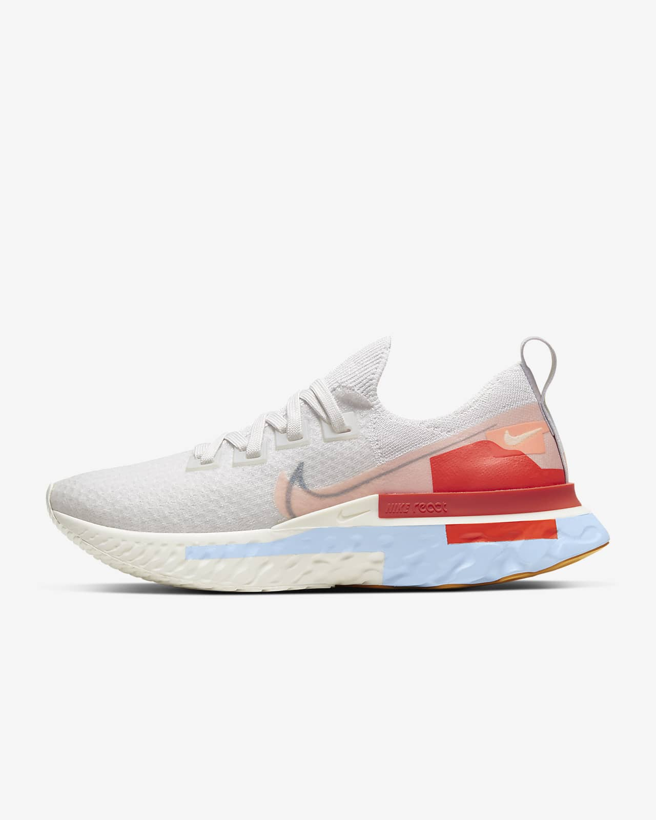 Nike React Infinity Run Flyknit Premium Women's Running Shoe. Nike BE