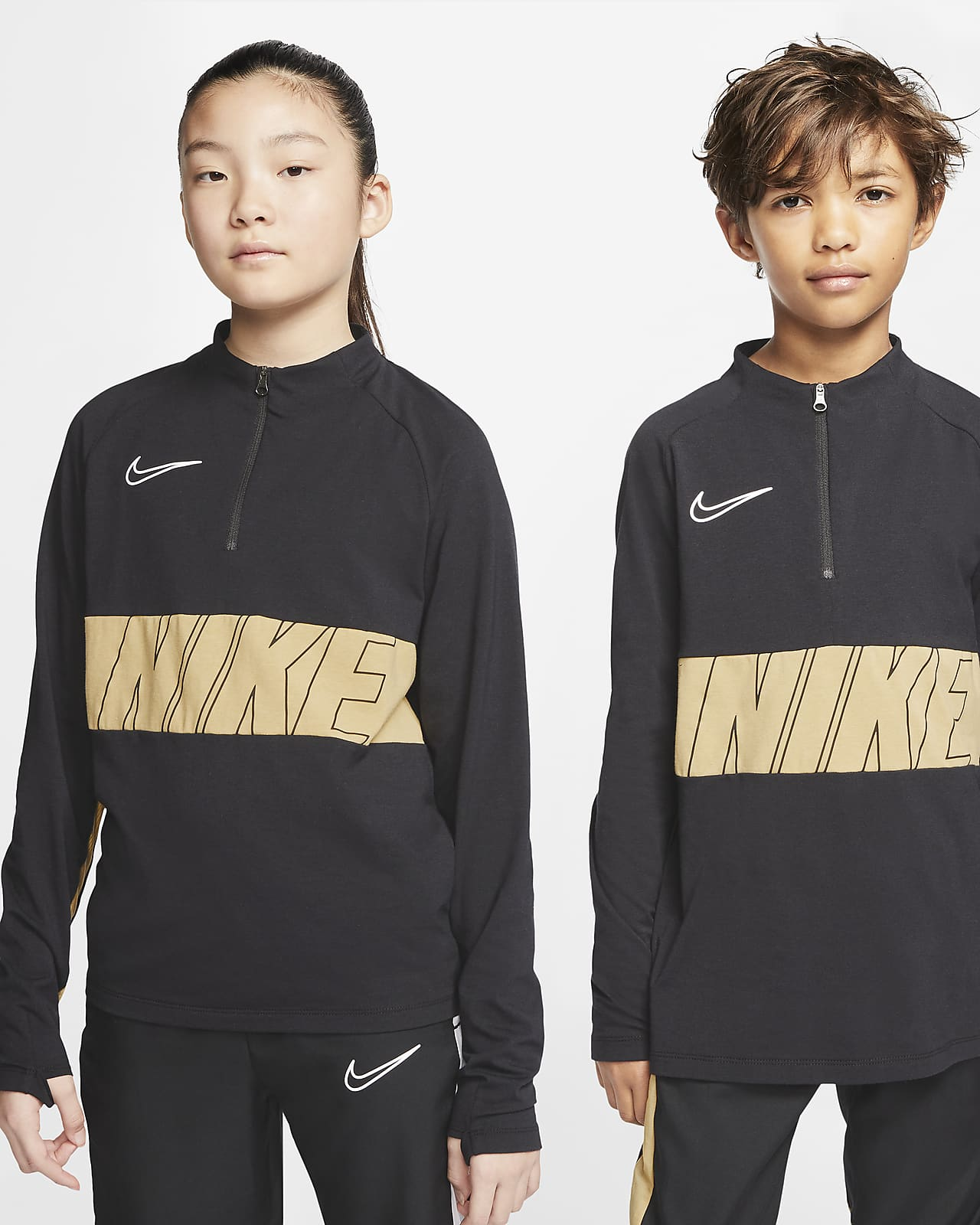 Maglia da calcio per allenamento Nike Dri-FIT Academy - Ragazzi